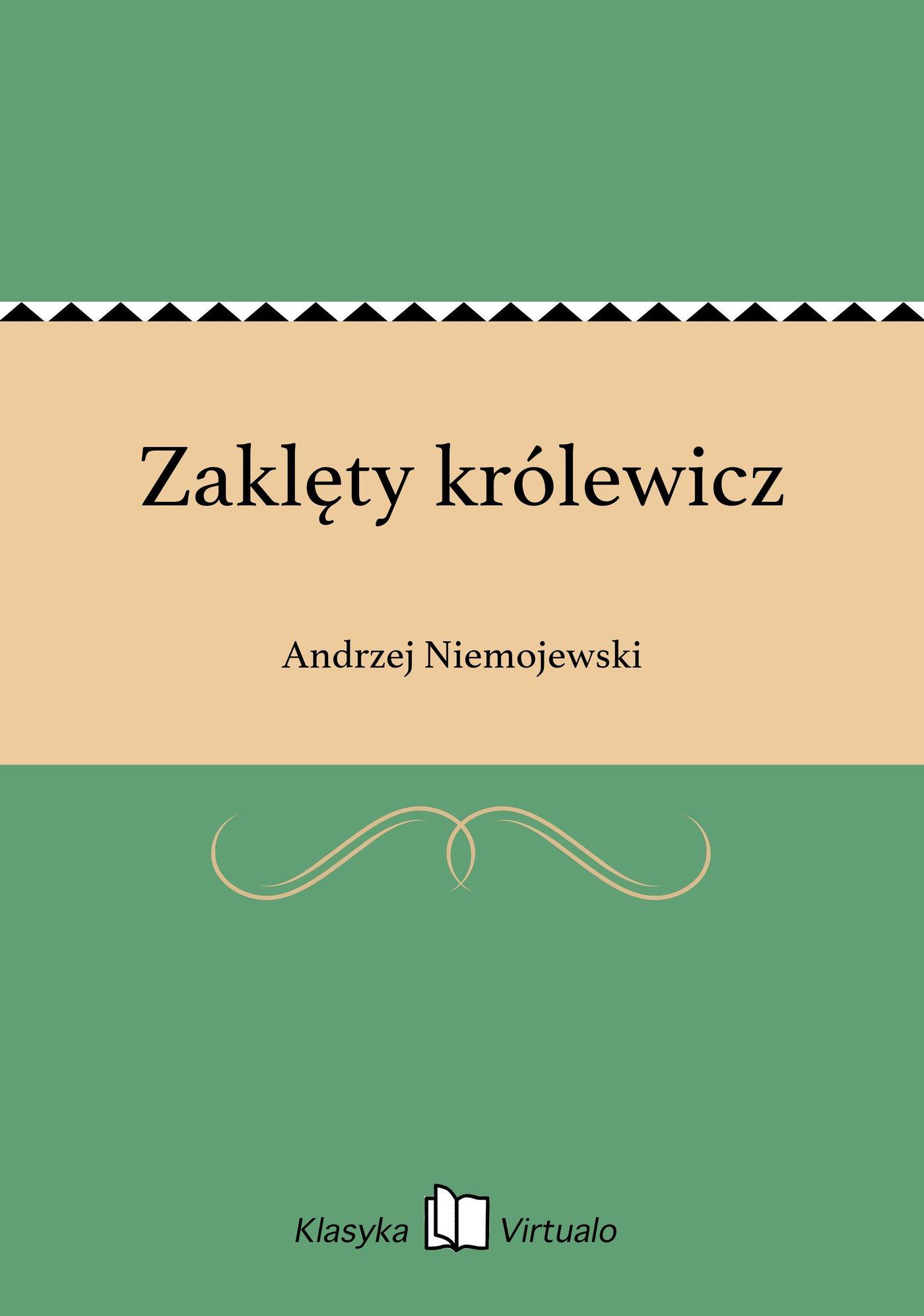 Zaklęty królewicz - Ebook (Książka EPUB) do pobrania w formacie EPUB