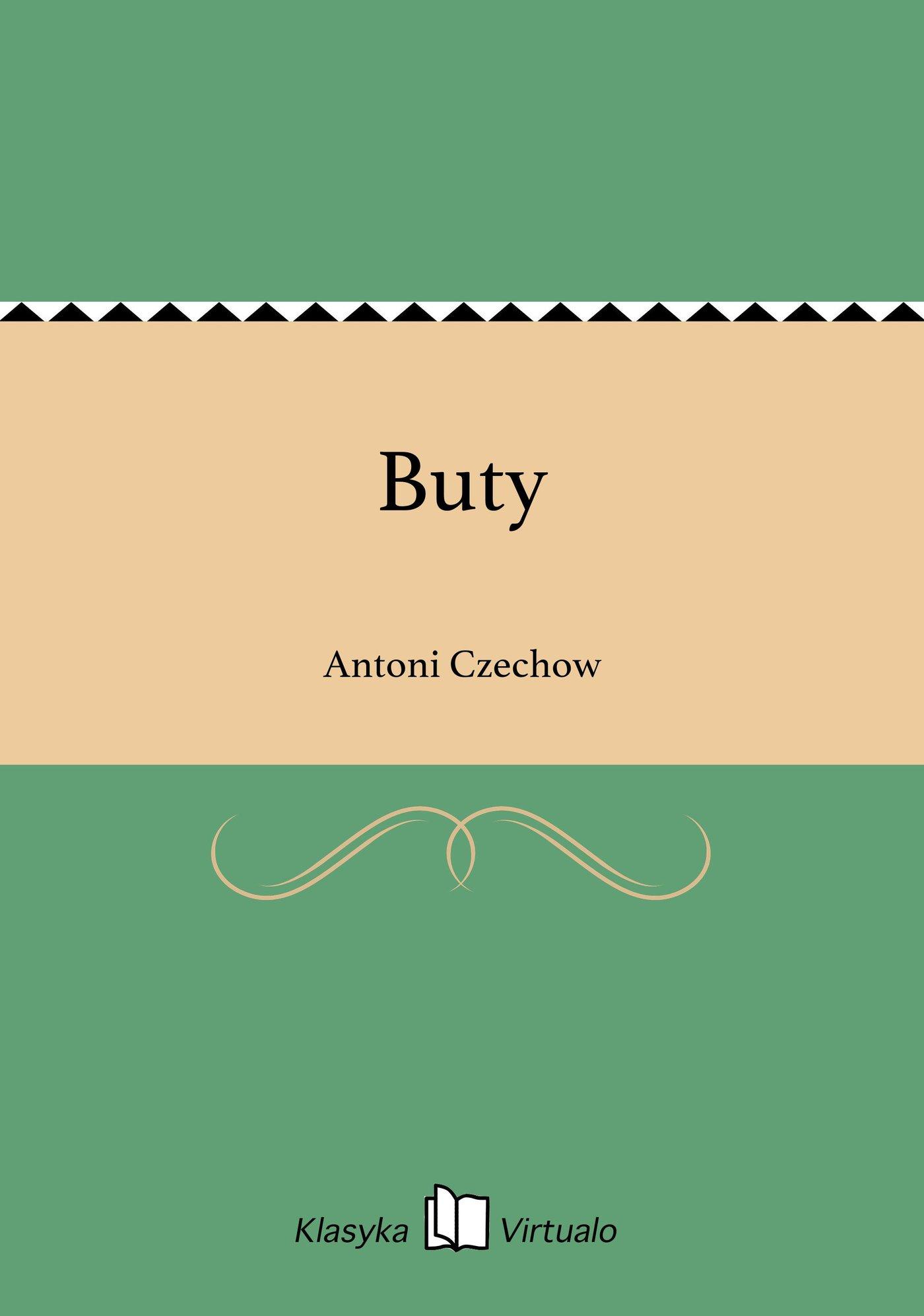 Buty - Ebook (Książka EPUB) do pobrania w formacie EPUB