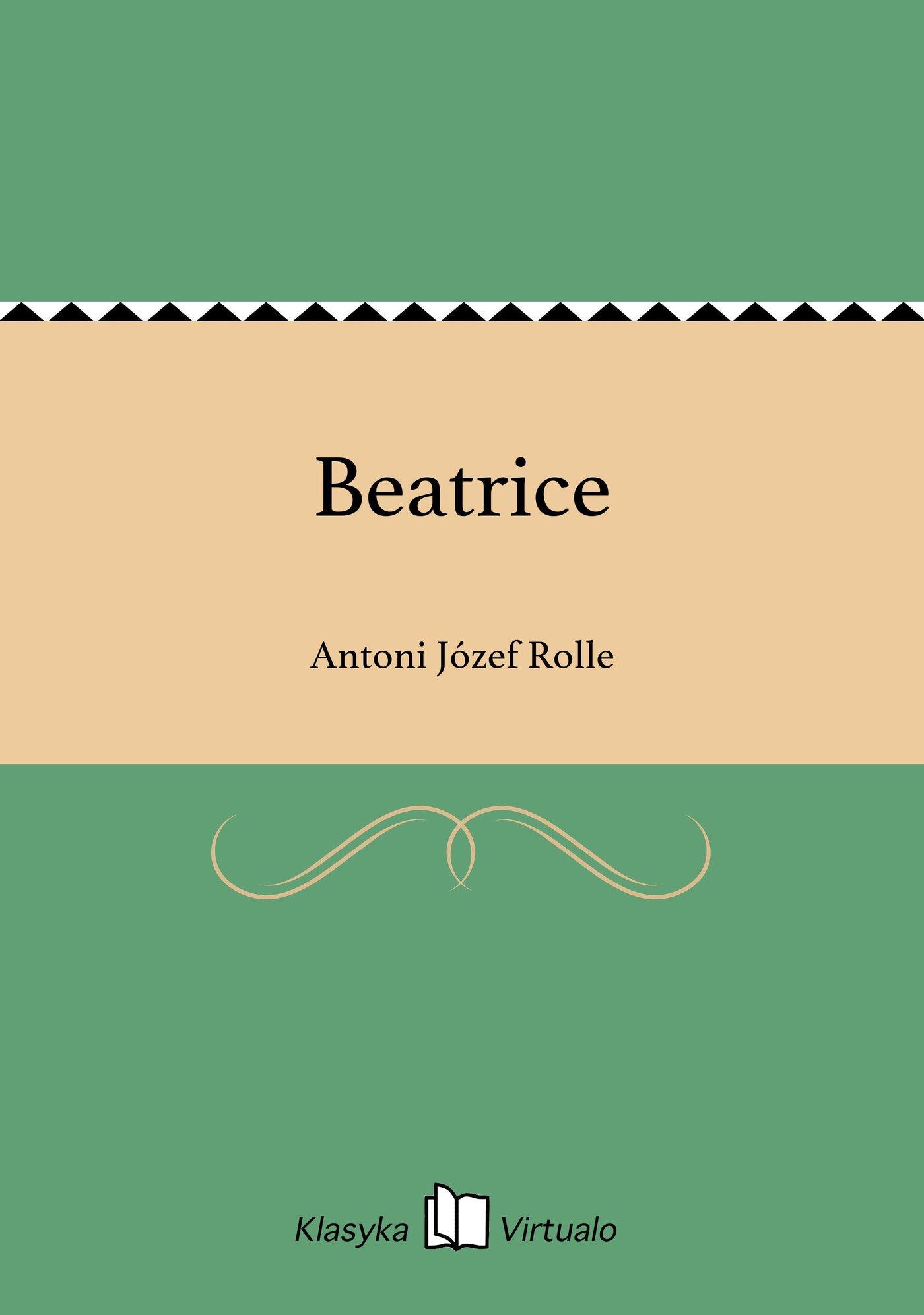 Beatrice - Ebook (Książka EPUB) do pobrania w formacie EPUB