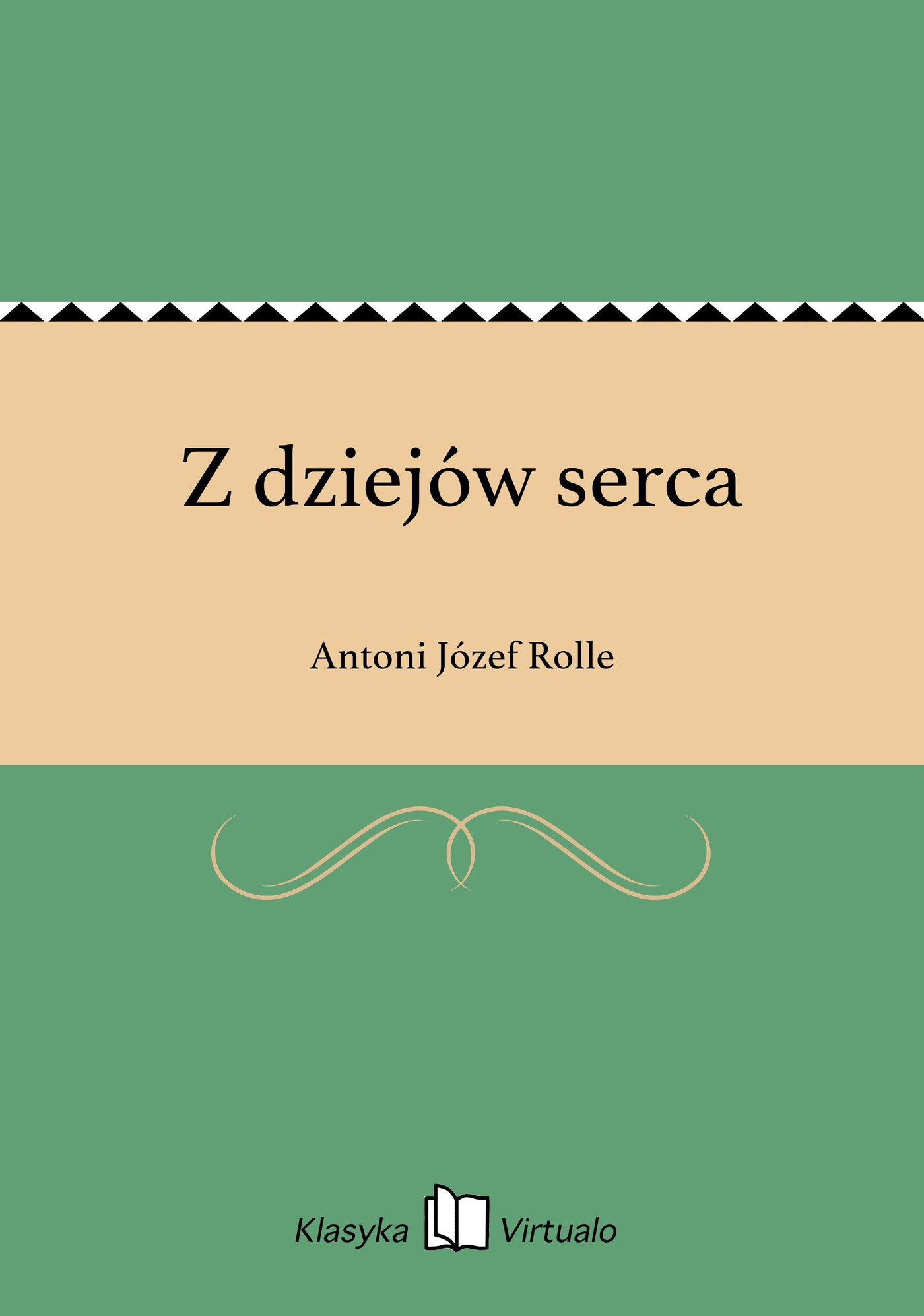 Z dziejów serca - Ebook (Książka EPUB) do pobrania w formacie EPUB
