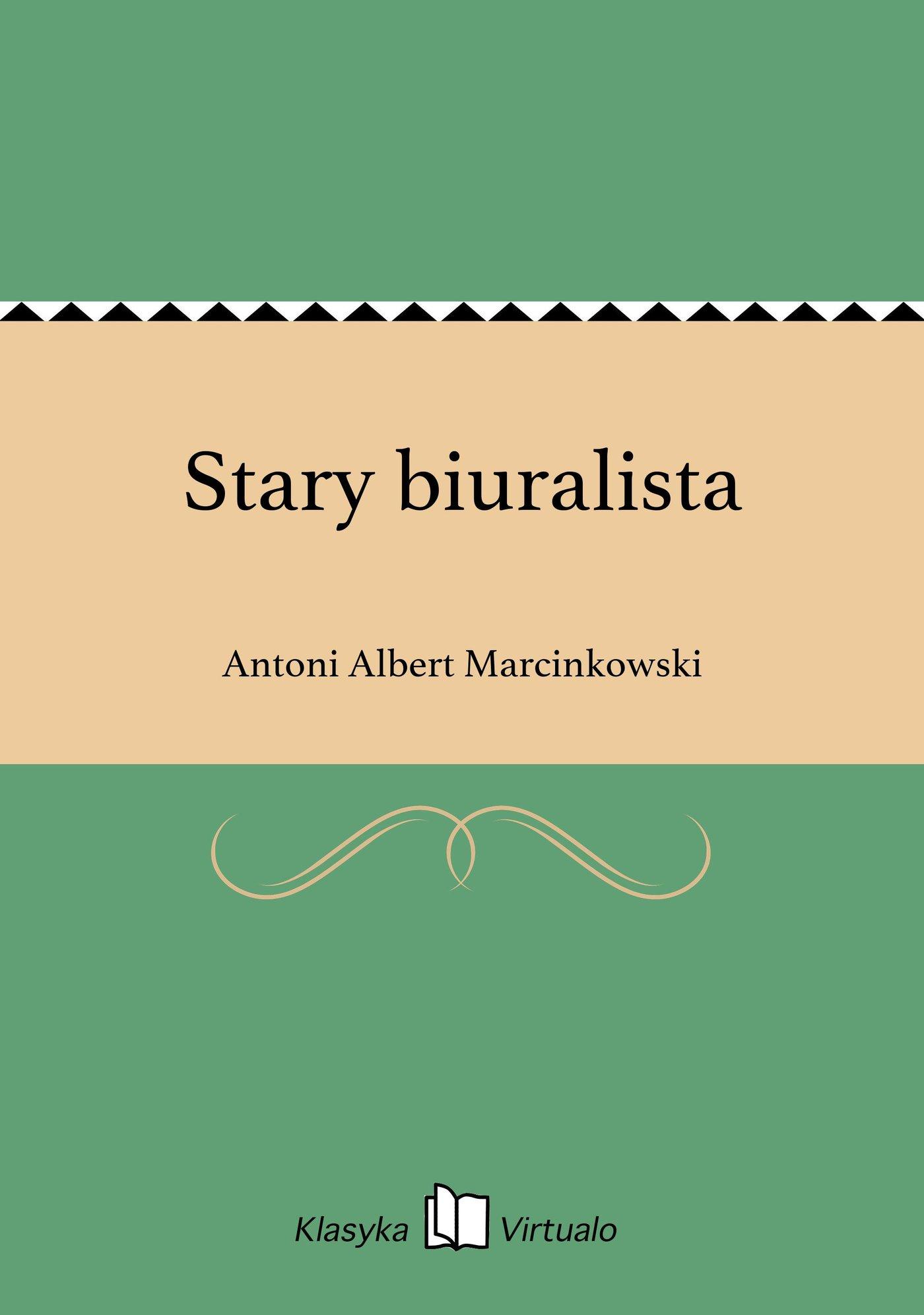 Stary biuralista - Ebook (Książka EPUB) do pobrania w formacie EPUB