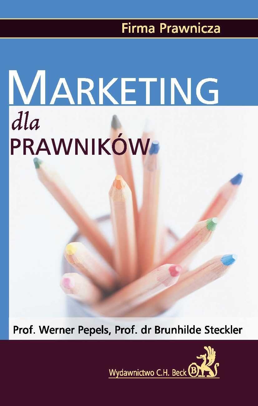 Marketing dla prawników - Ebook (Książka PDF) do pobrania w formacie PDF