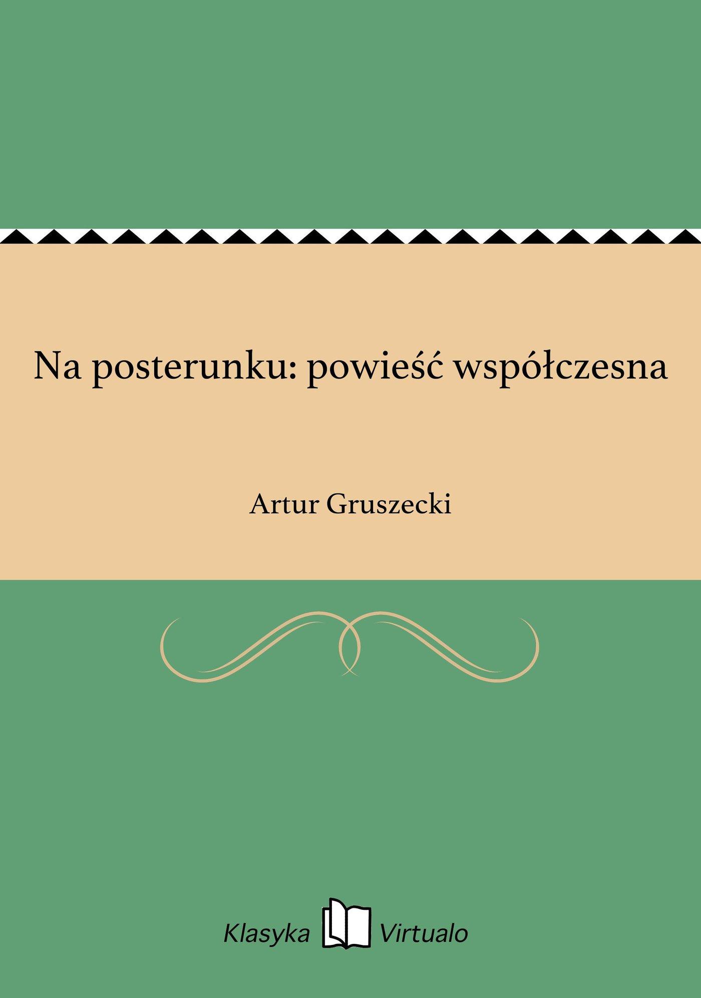Na posterunku: powieść współczesna - Ebook (Książka EPUB) do pobrania w formacie EPUB