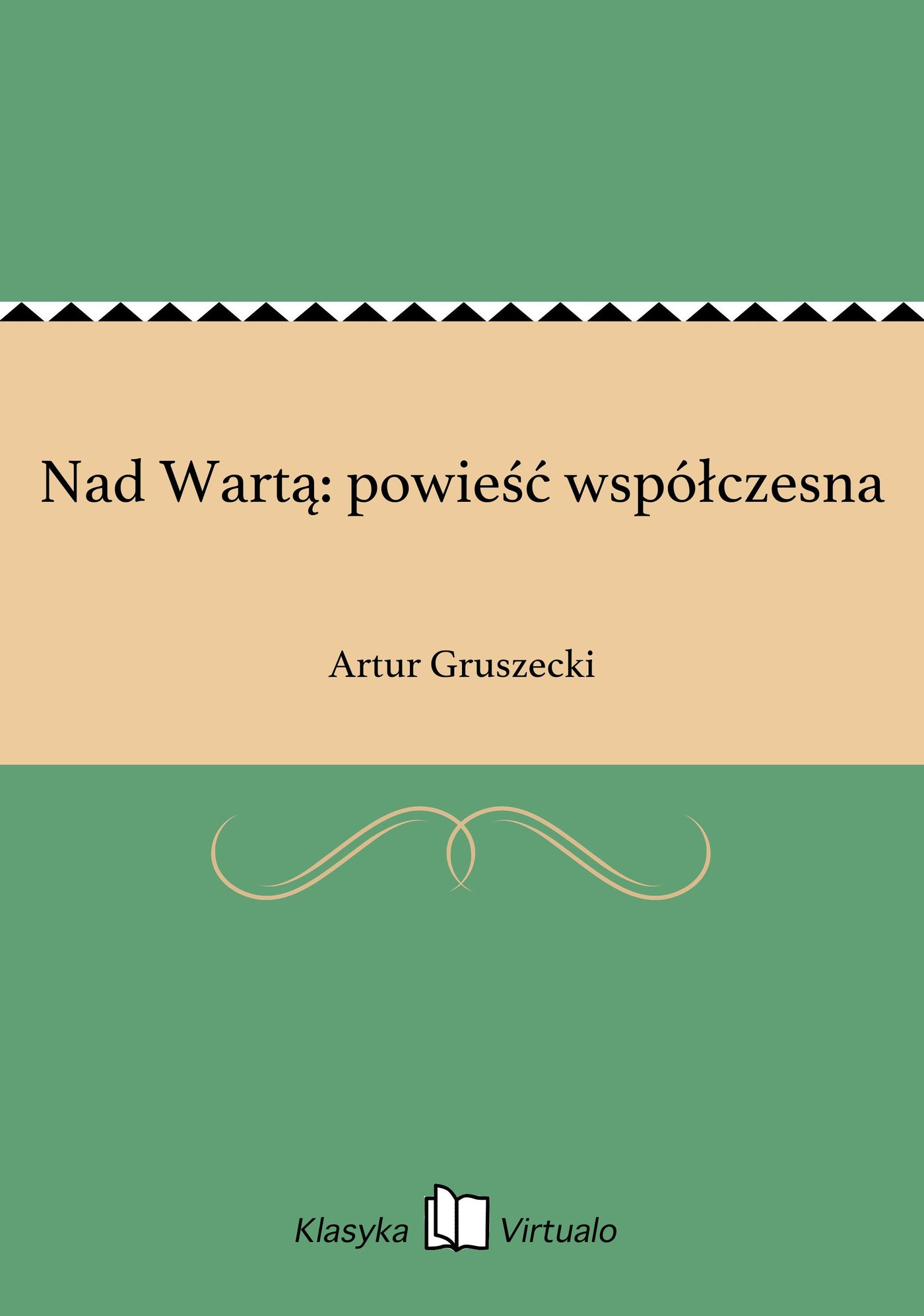 Nad Wartą: powieść współczesna - Ebook (Książka EPUB) do pobrania w formacie EPUB