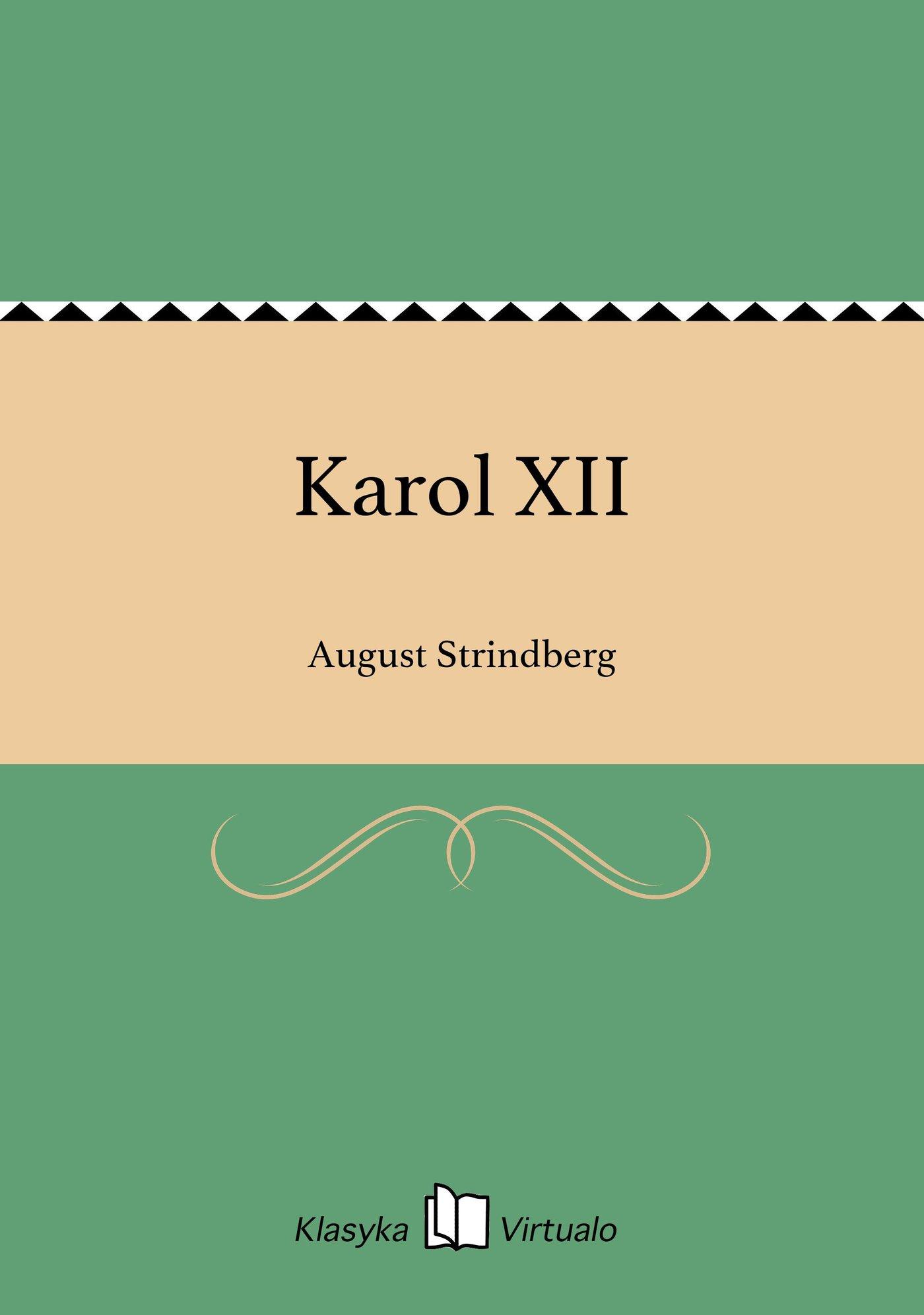 Karol XII - Ebook (Książka EPUB) do pobrania w formacie EPUB