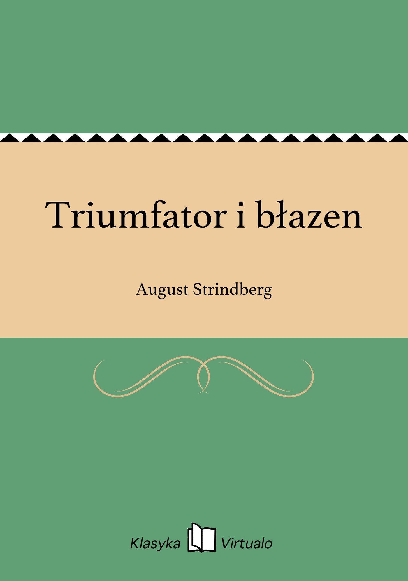 Triumfator i błazen - Ebook (Książka EPUB) do pobrania w formacie EPUB