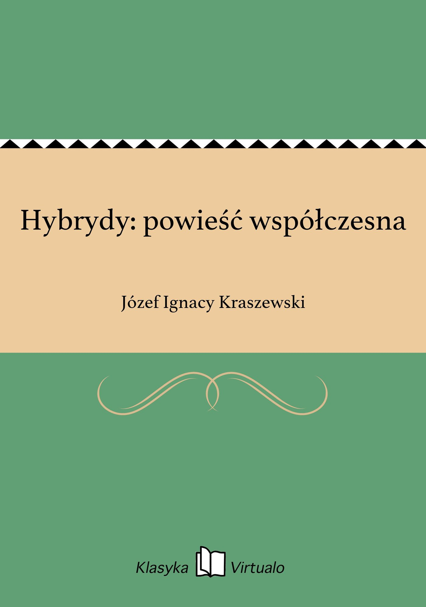 Hybrydy: powieść współczesna - Ebook (Książka EPUB) do pobrania w formacie EPUB