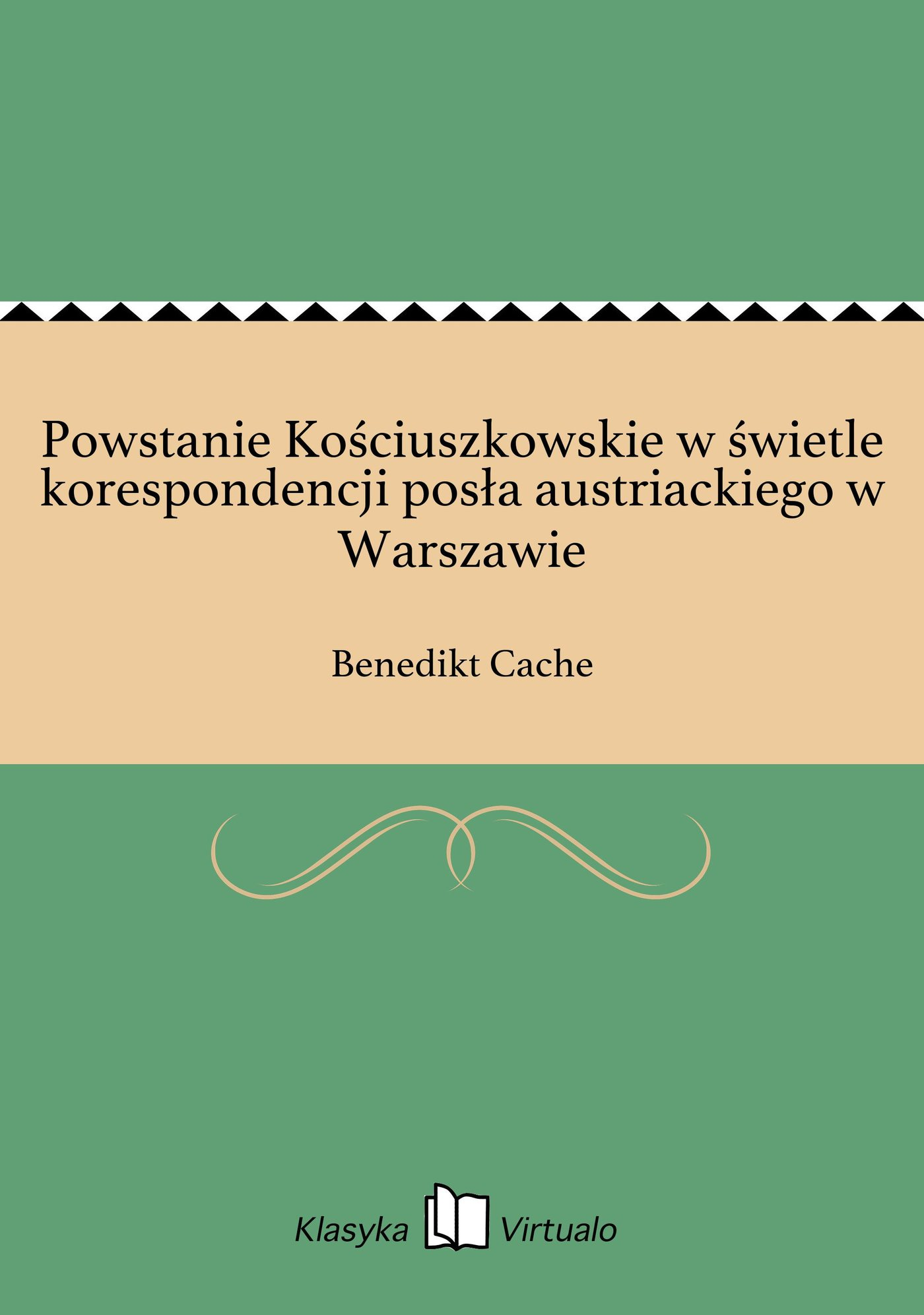 Powstanie Kościuszkowskie w świetle korespondencji posła austriackiego w Warszawie - Ebook (Książka EPUB) do pobrania w formacie EPUB