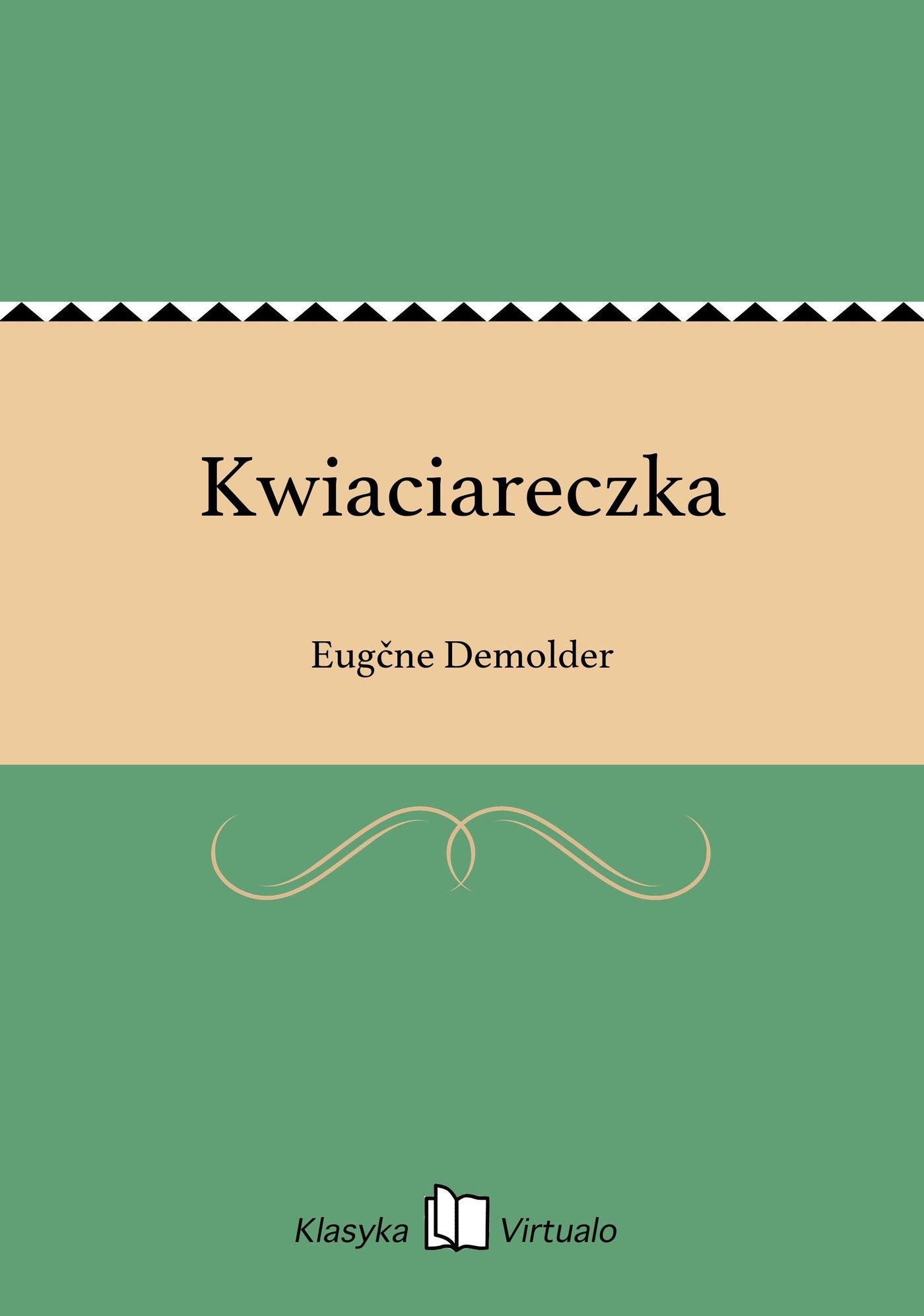 Kwiaciareczka - Ebook (Książka EPUB) do pobrania w formacie EPUB