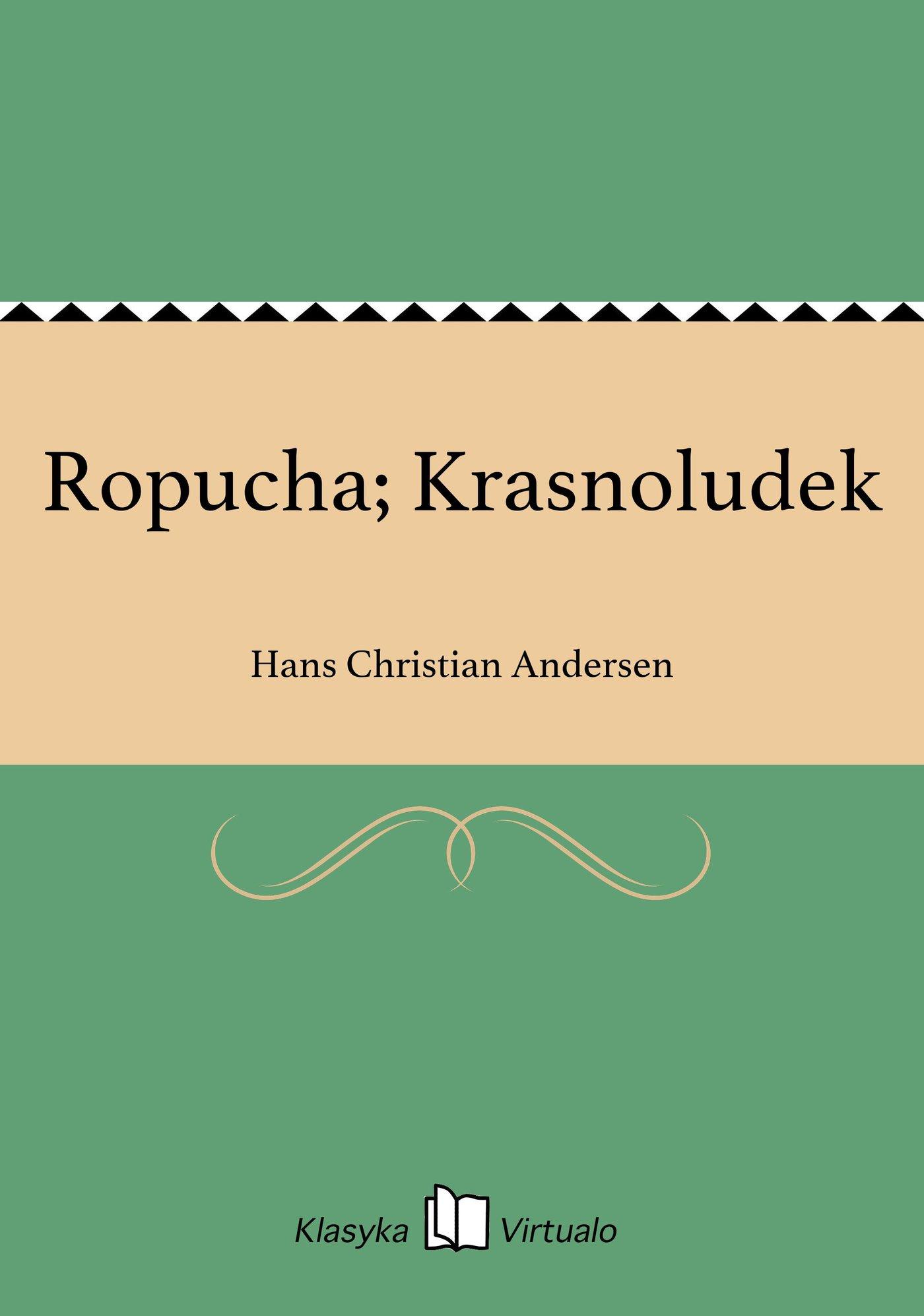Ropucha; Krasnoludek - Ebook (Książka EPUB) do pobrania w formacie EPUB