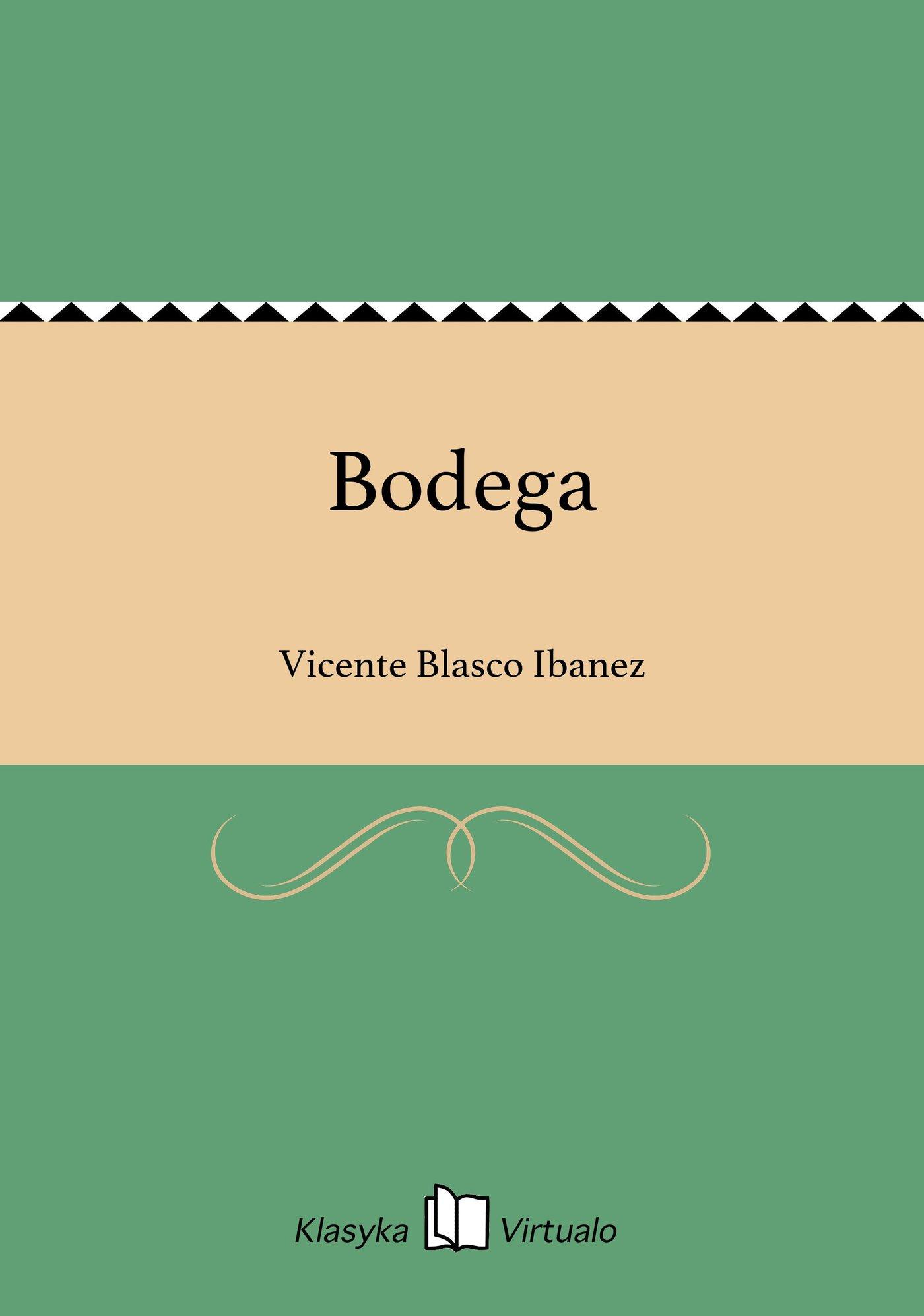 Bodega - Ebook (Książka EPUB) do pobrania w formacie EPUB