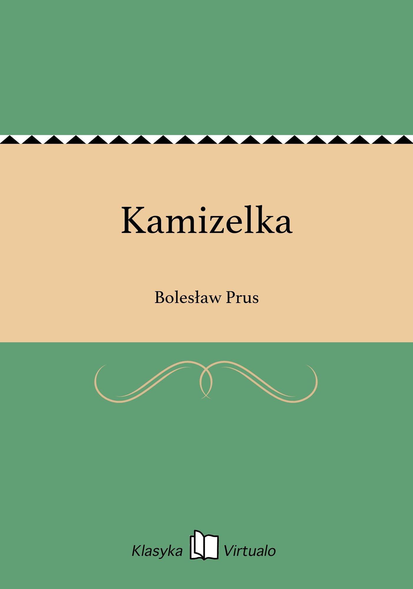Kamizelka - Ebook (Książka EPUB) do pobrania w formacie EPUB
