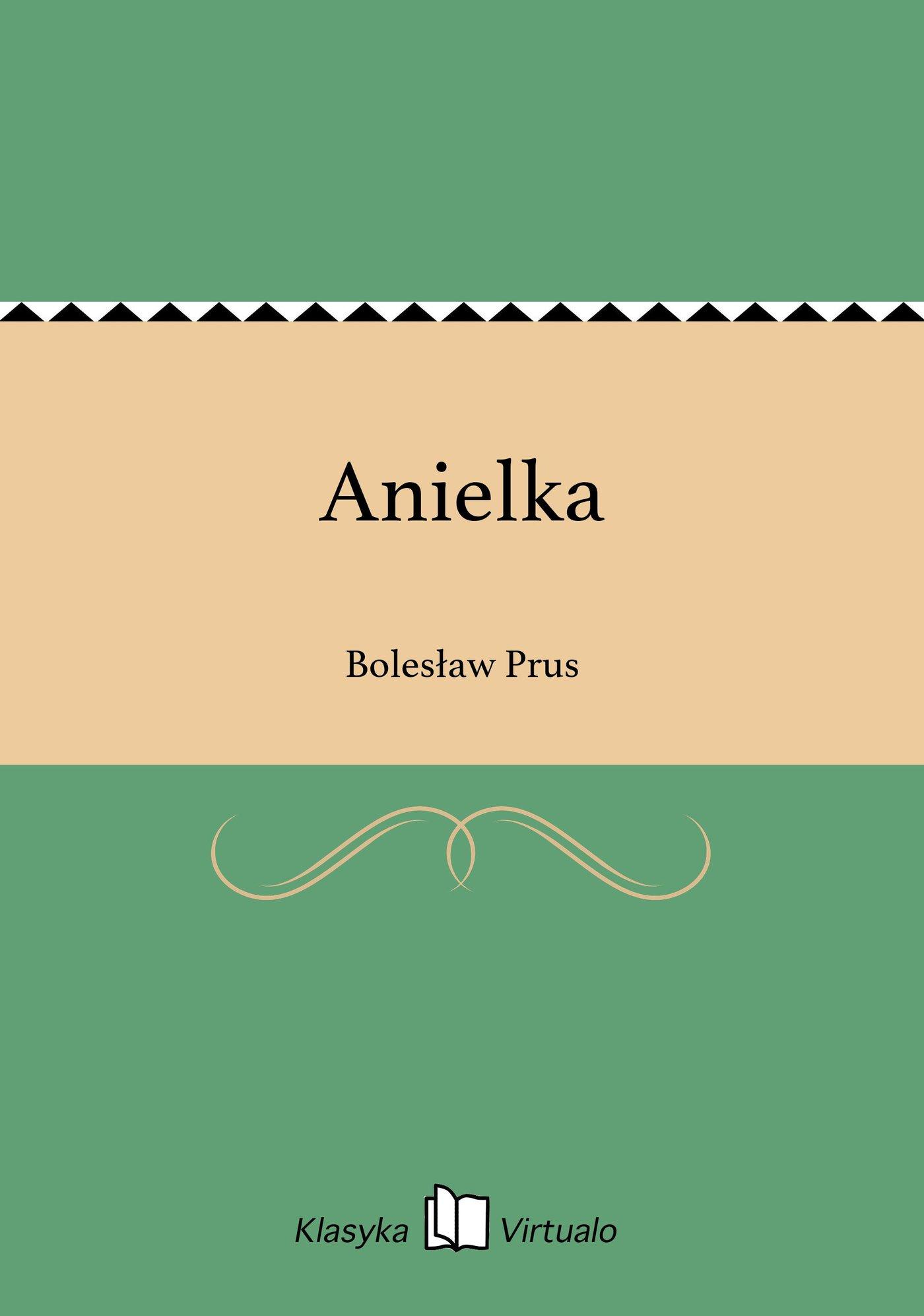 Anielka - Ebook (Książka EPUB) do pobrania w formacie EPUB
