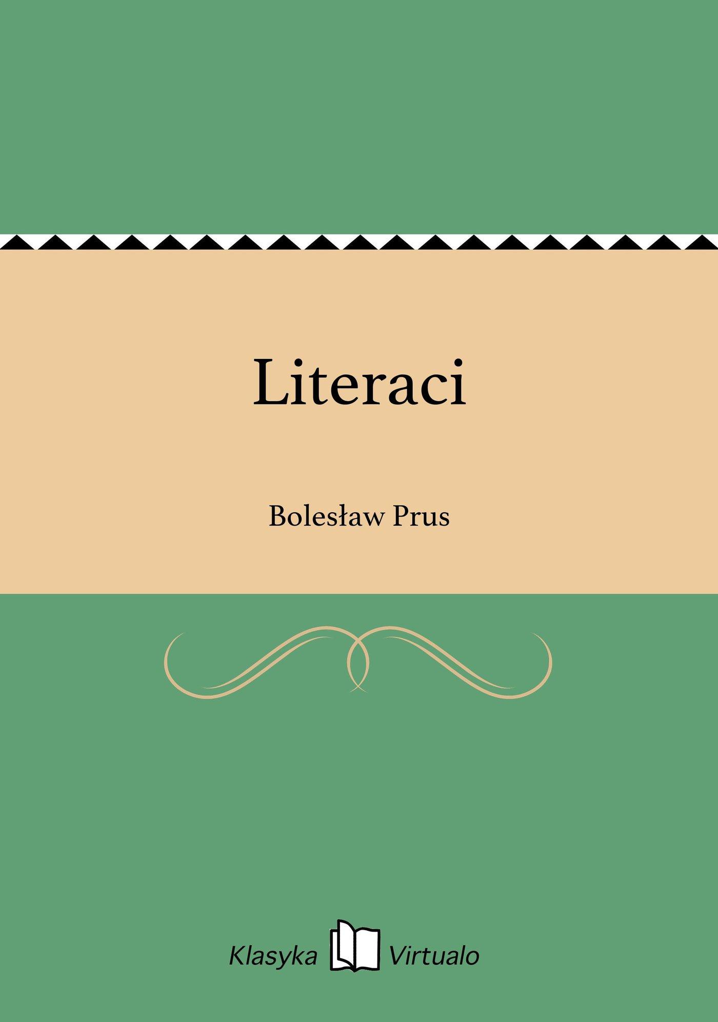 Literaci - Ebook (Książka EPUB) do pobrania w formacie EPUB