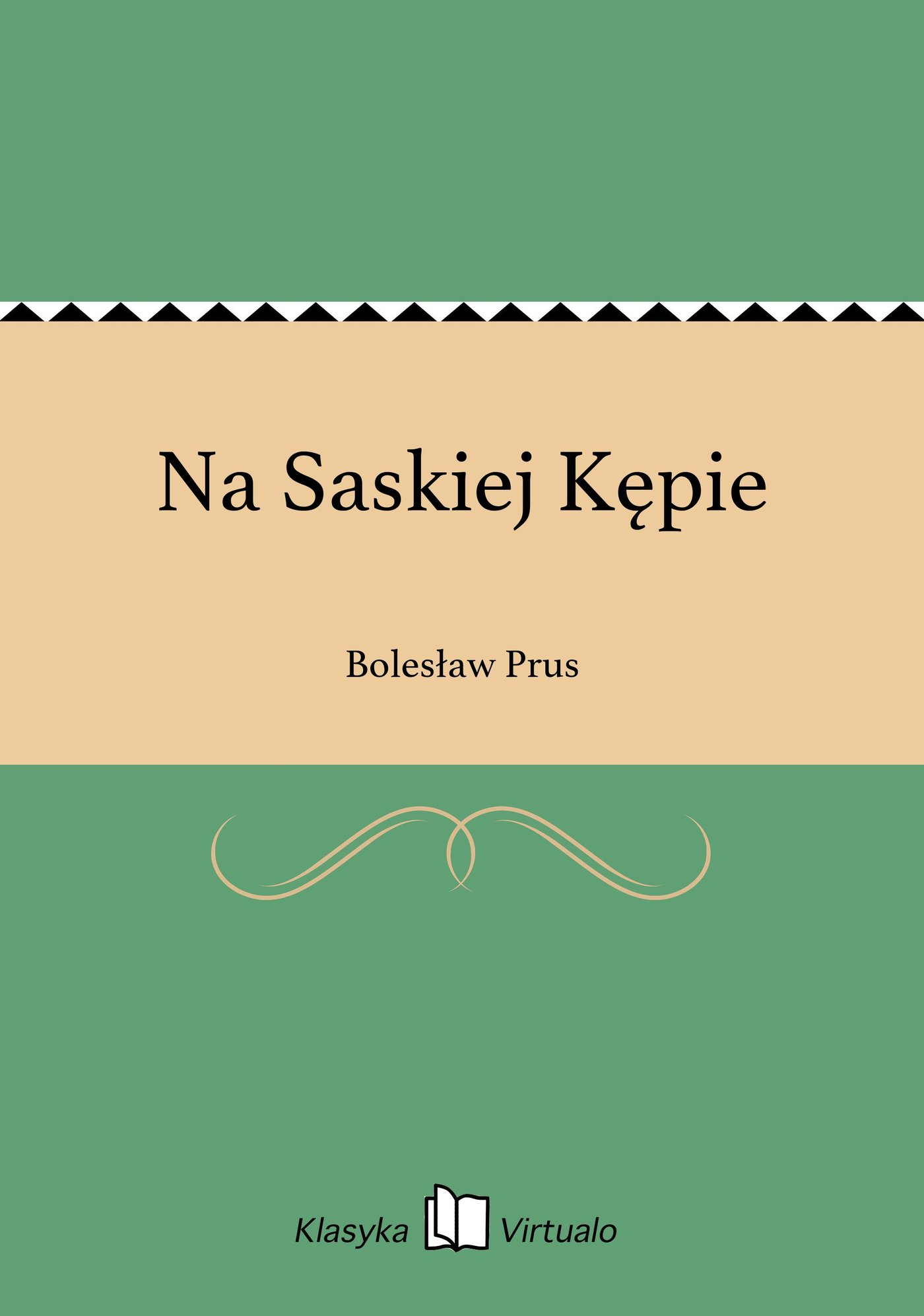 Na Saskiej Kępie - Ebook (Książka EPUB) do pobrania w formacie EPUB
