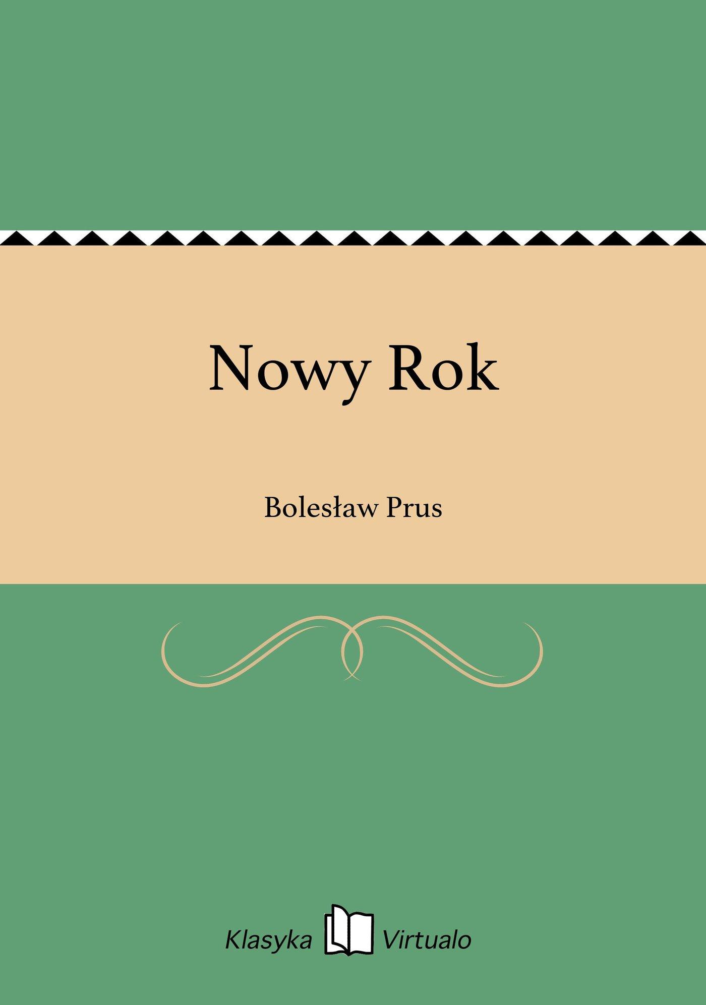 Nowy Rok - Ebook (Książka EPUB) do pobrania w formacie EPUB