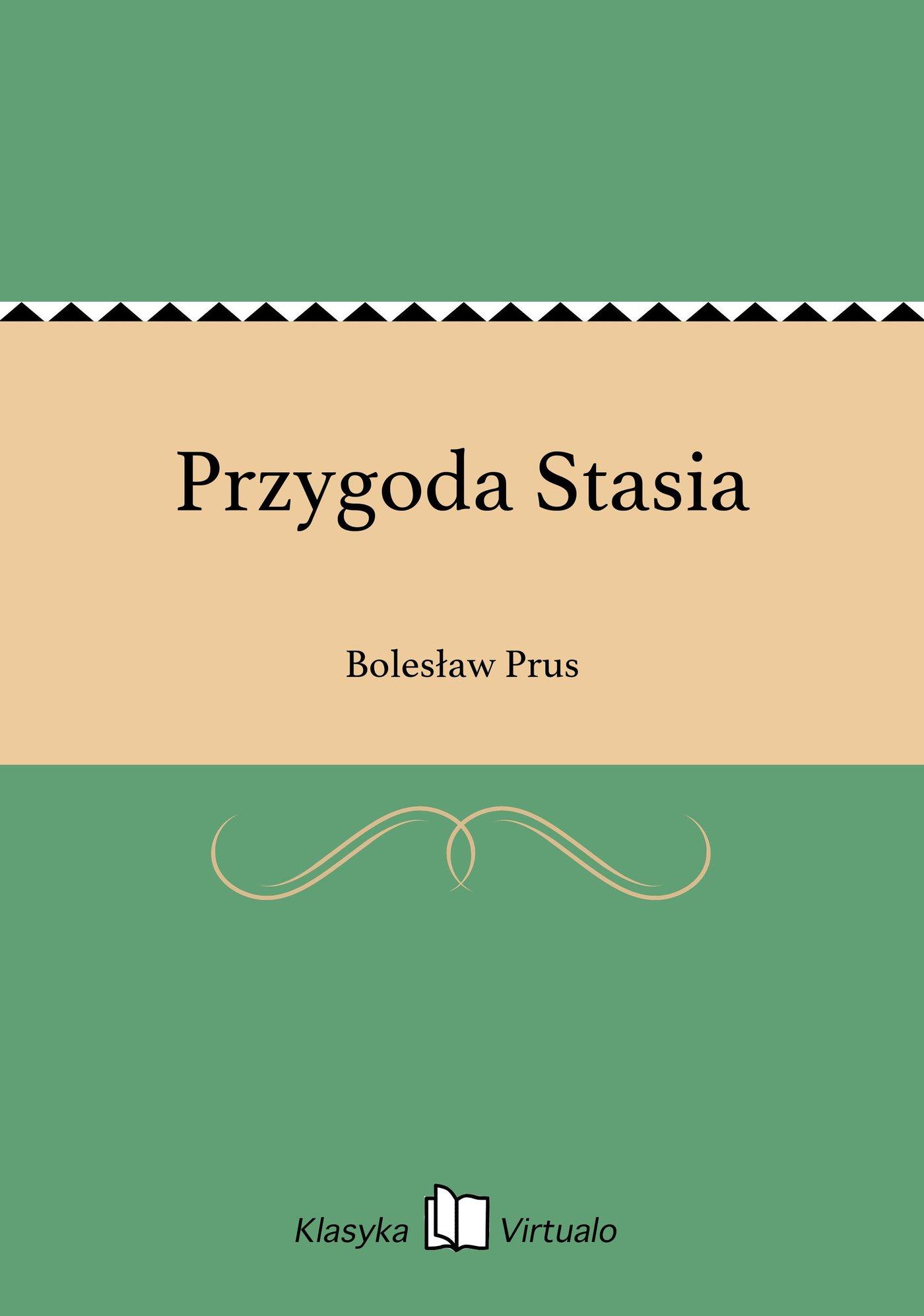 Przygoda Stasia - Ebook (Książka EPUB) do pobrania w formacie EPUB