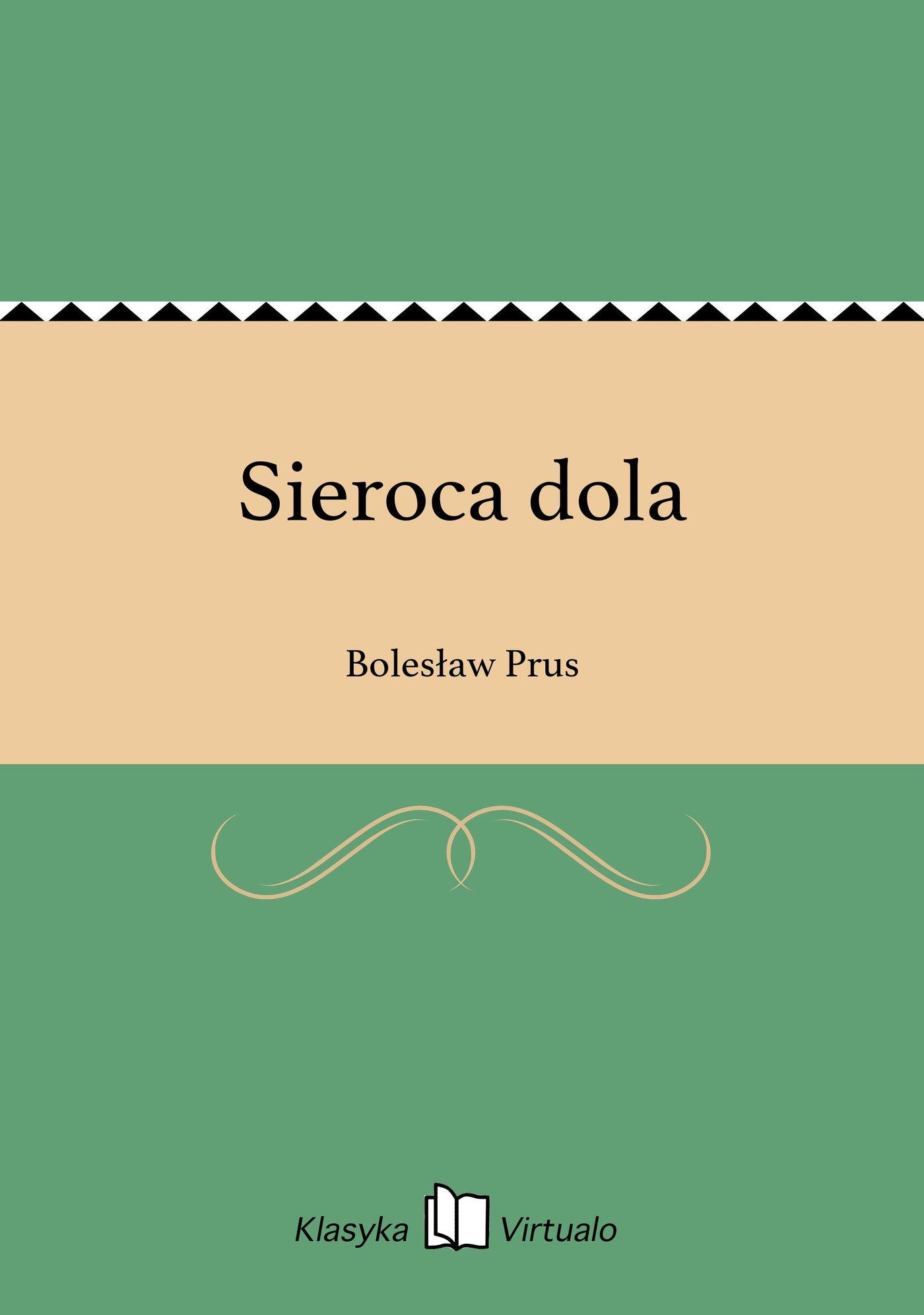 Sieroca dola - Ebook (Książka EPUB) do pobrania w formacie EPUB