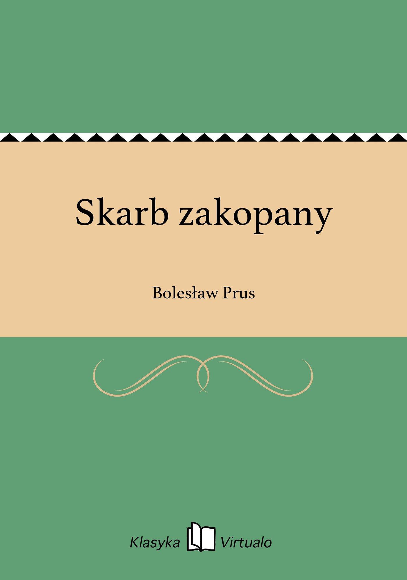 Skarb zakopany - Ebook (Książka EPUB) do pobrania w formacie EPUB
