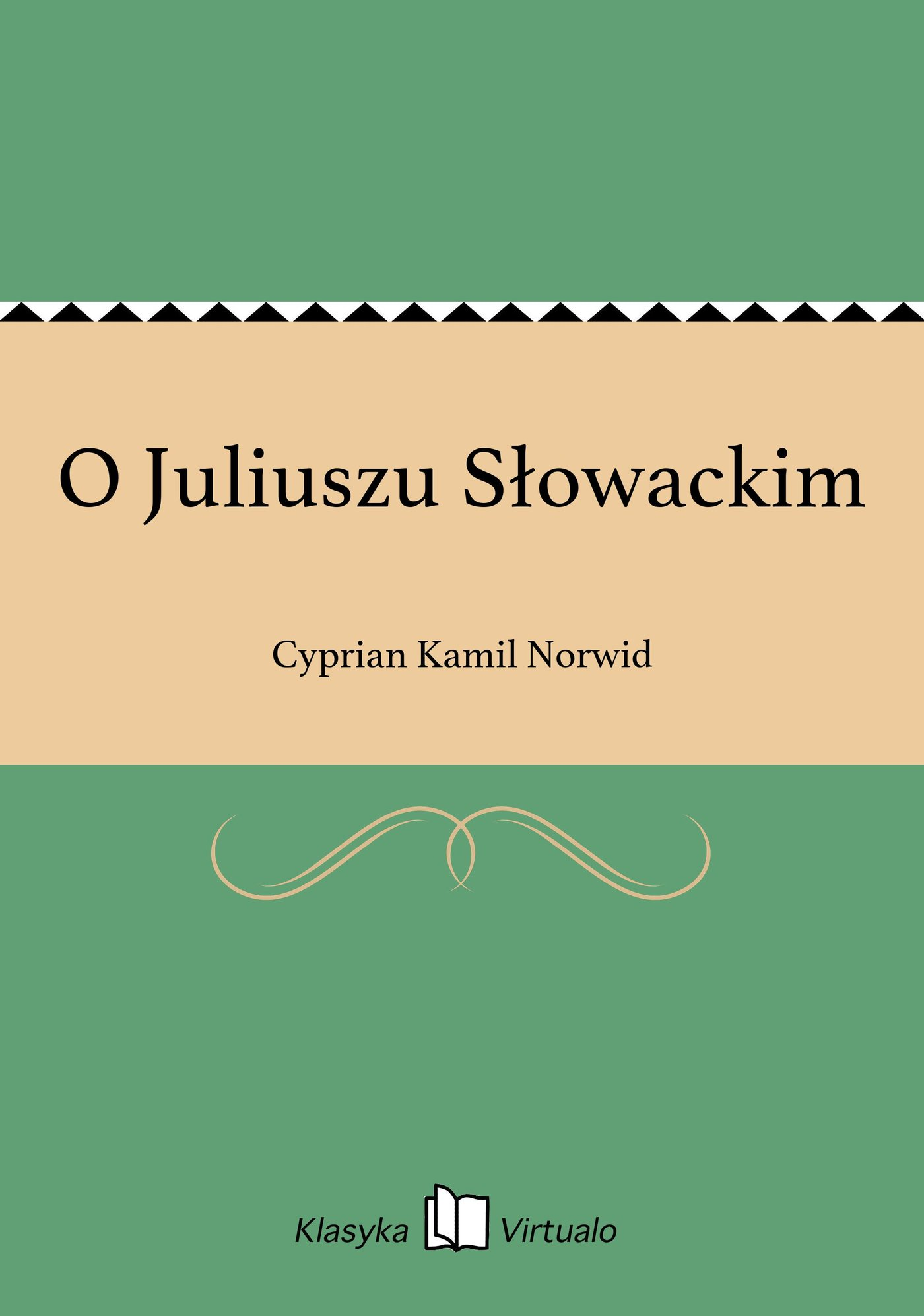 O Juliuszu Słowackim - Ebook (Książka EPUB) do pobrania w formacie EPUB