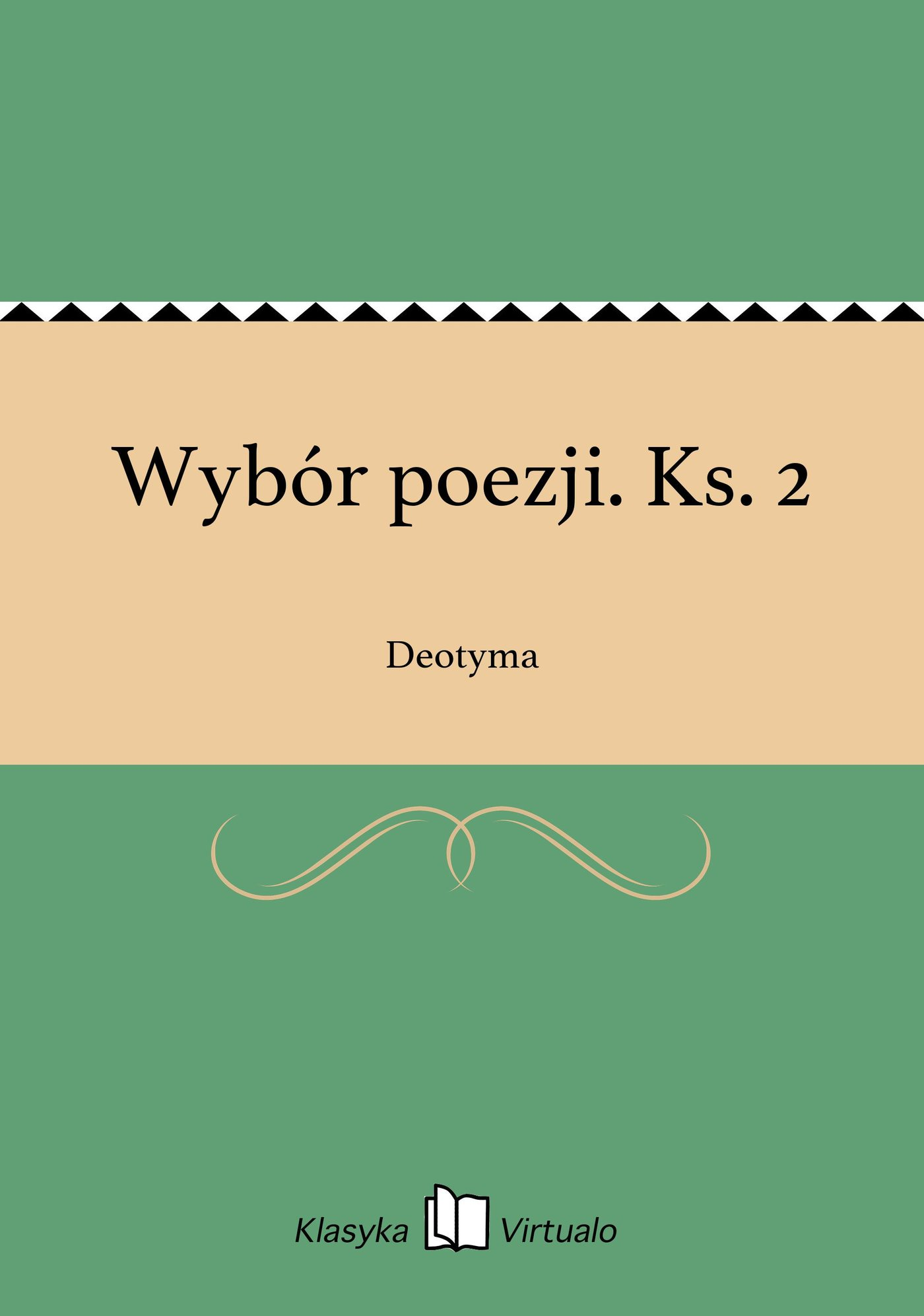 Wybór poezji. Ks. 2 - Ebook (Książka EPUB) do pobrania w formacie EPUB