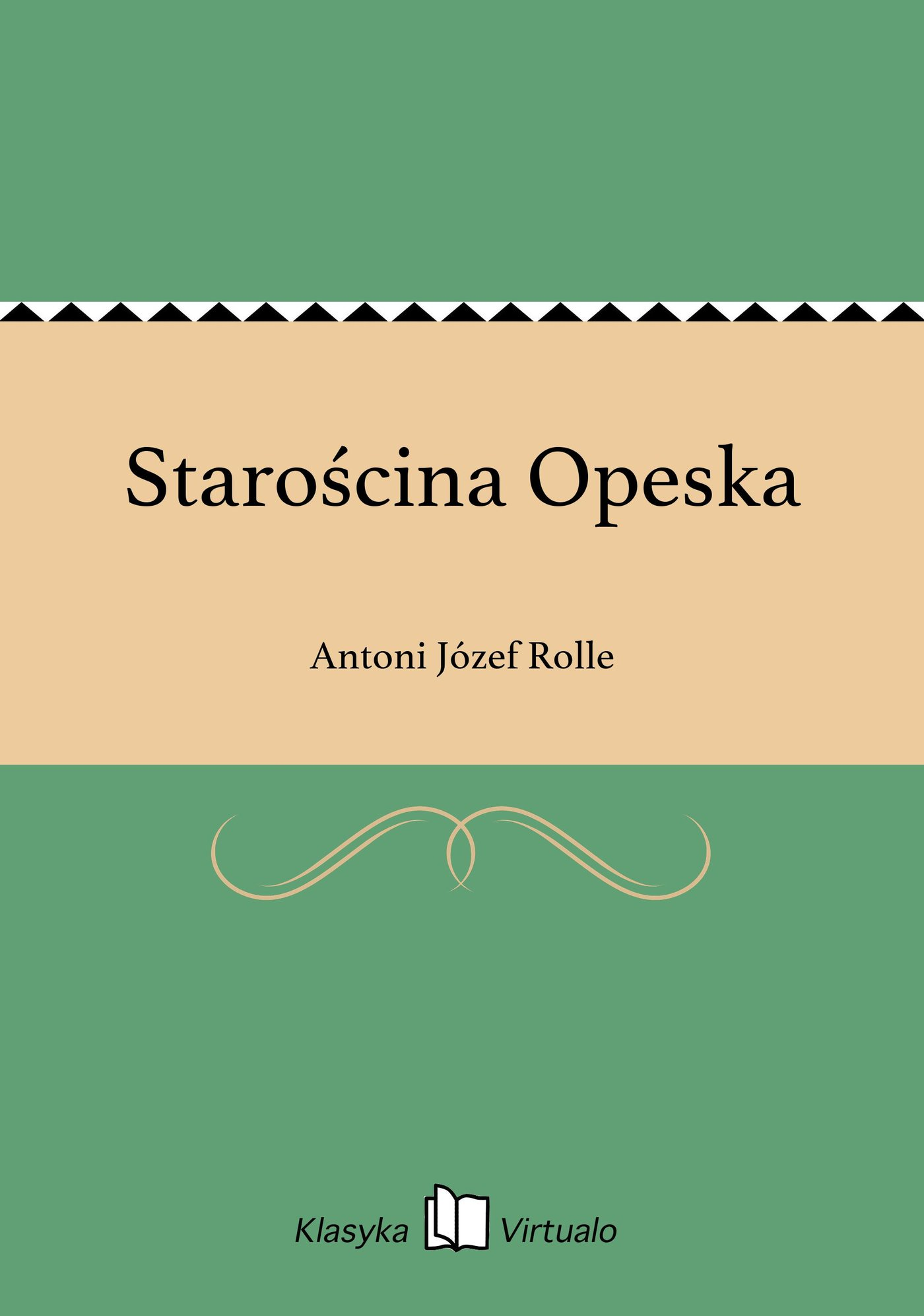 Starościna Opeska - Ebook (Książka EPUB) do pobrania w formacie EPUB