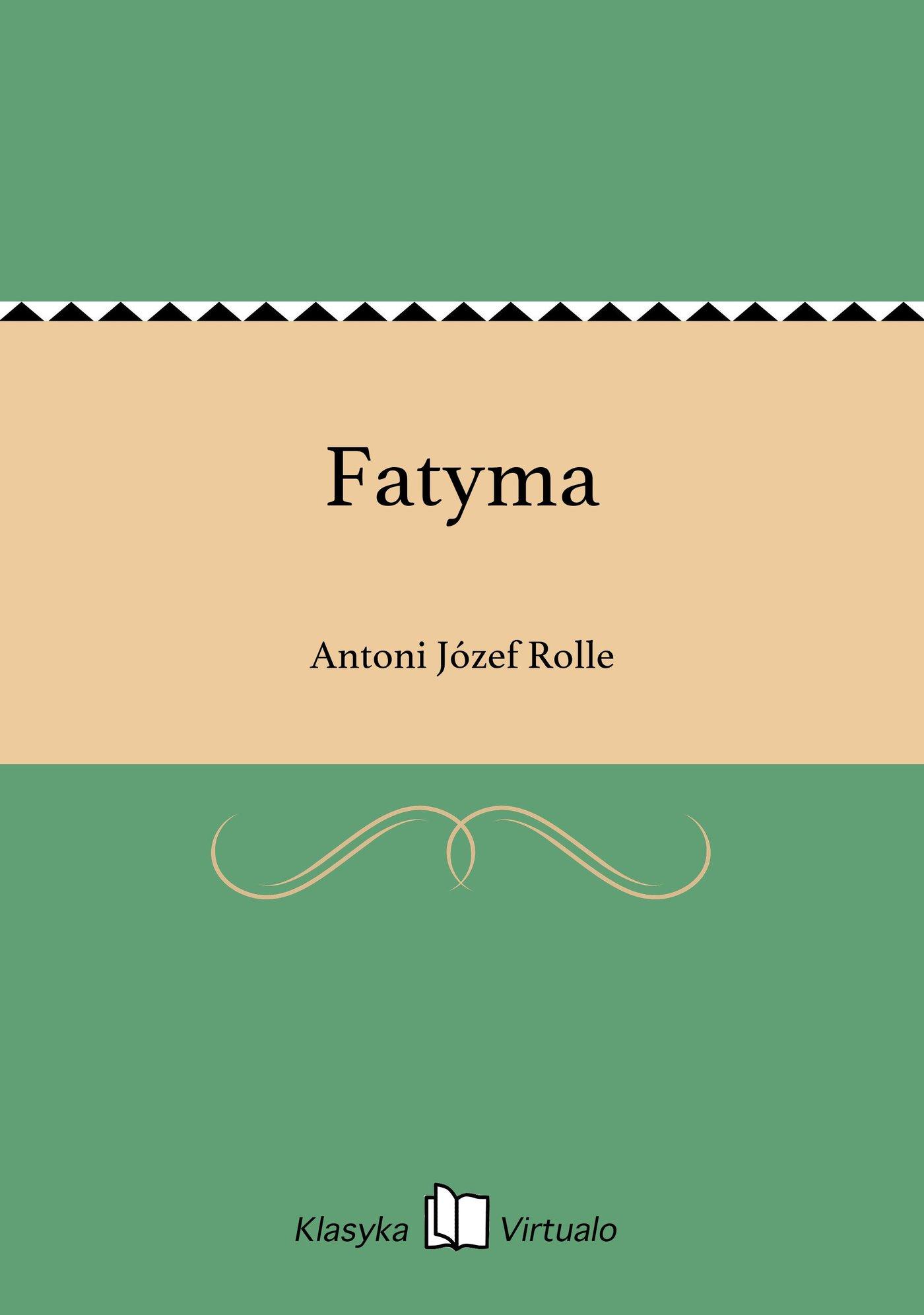 Fatyma - Ebook (Książka EPUB) do pobrania w formacie EPUB