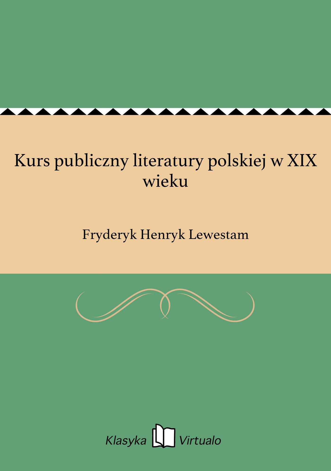 Kurs publiczny literatury polskiej w XIX wieku - Ebook (Książka EPUB) do pobrania w formacie EPUB