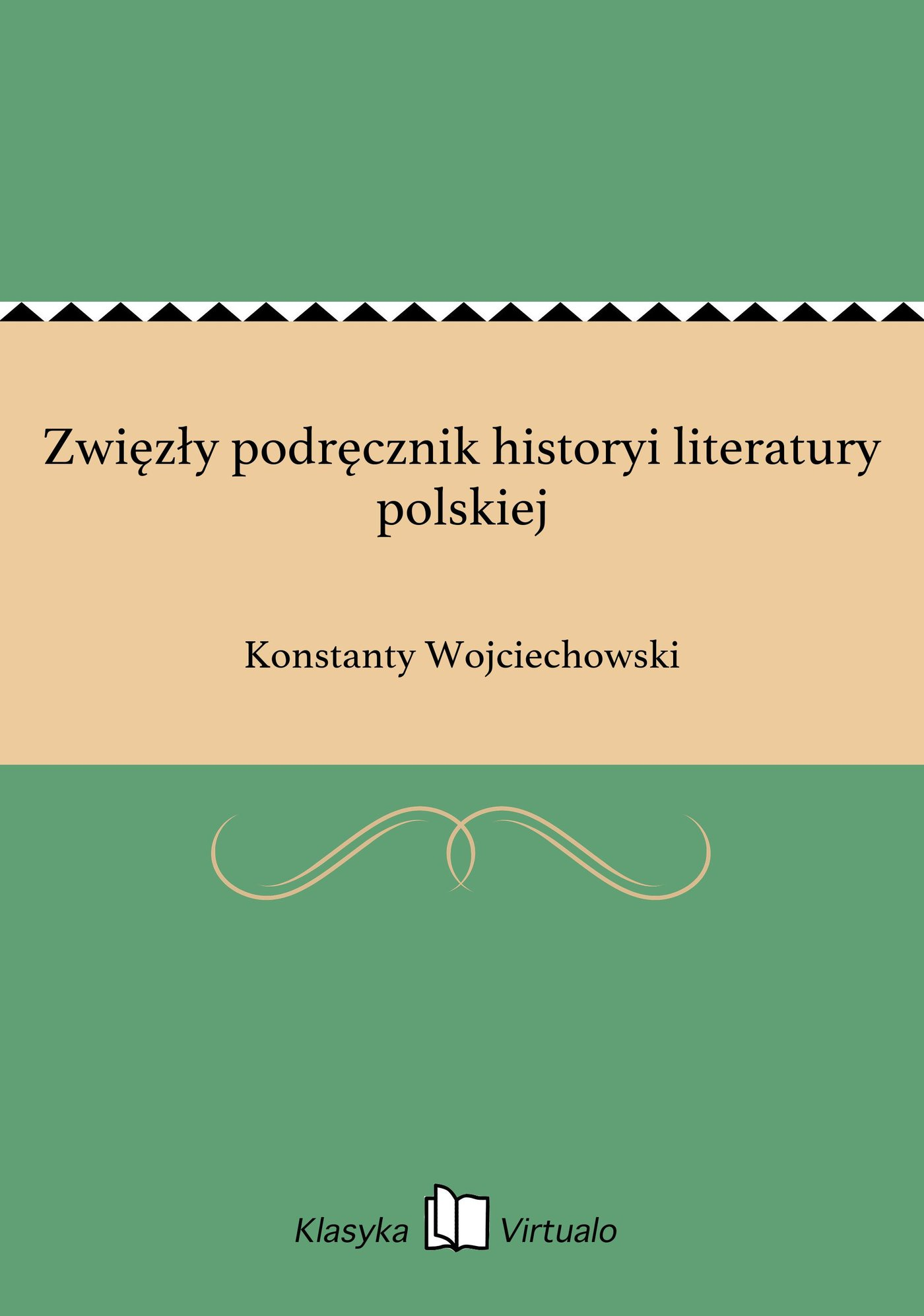 Zwięzły podręcznik historyi literatury polskiej - Ebook (Książka EPUB) do pobrania w formacie EPUB
