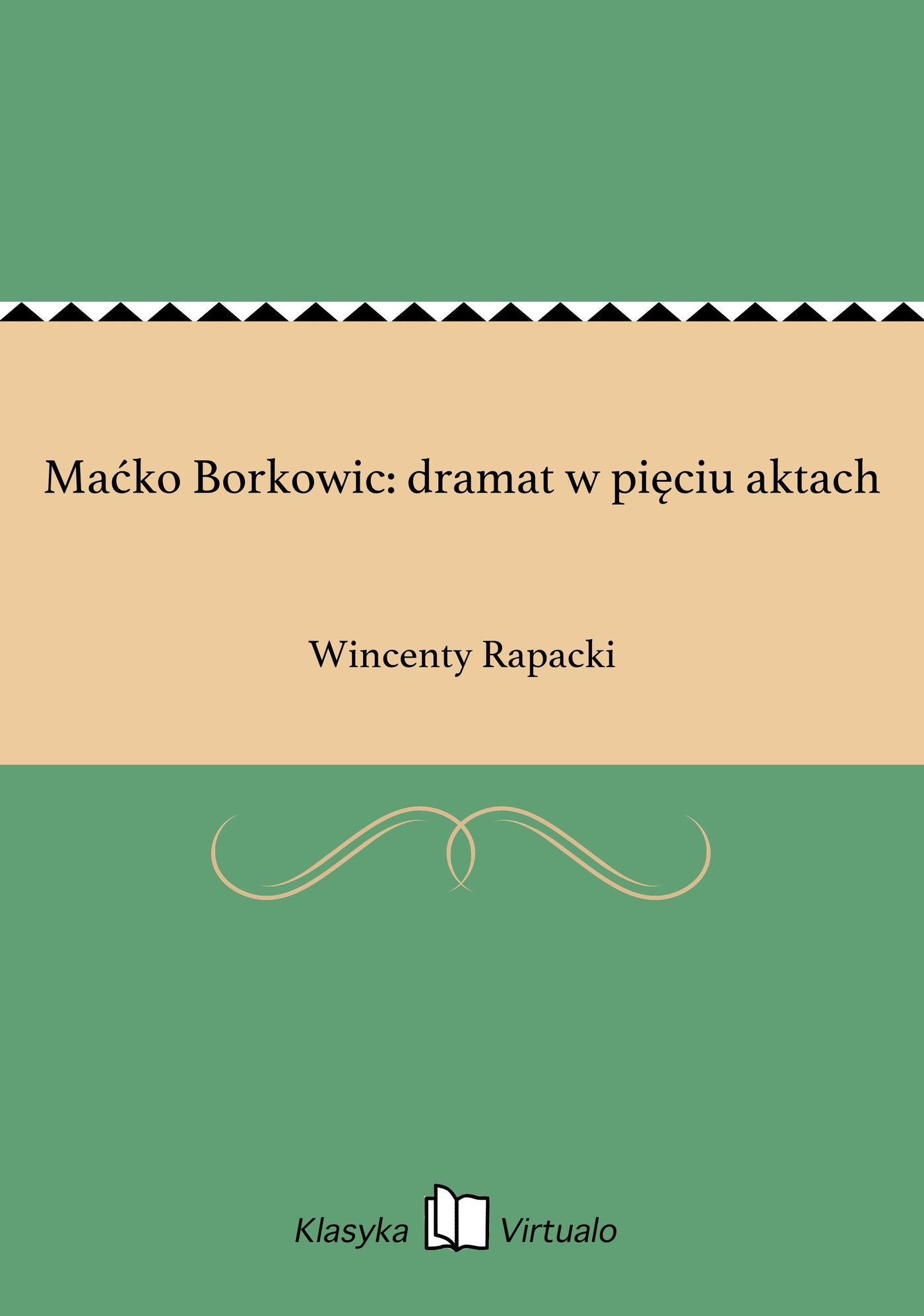 Maćko Borkowic: dramat w pięciu aktach - Ebook (Książka EPUB) do pobrania w formacie EPUB