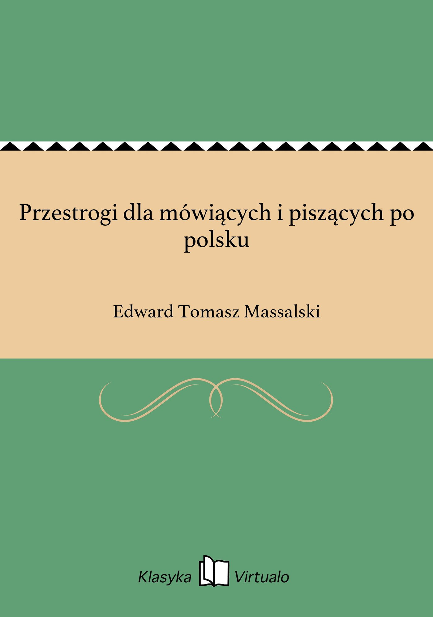 Przestrogi dla mówiących i piszących po polsku - Ebook (Książka EPUB) do pobrania w formacie EPUB