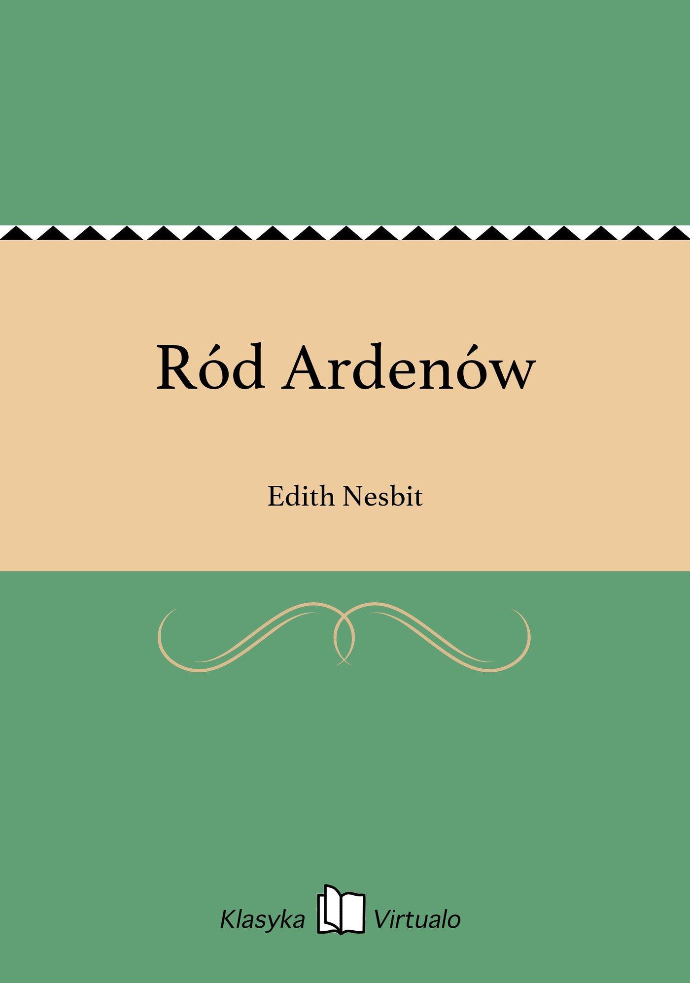 Ród Ardenów - Ebook (Książka EPUB) do pobrania w formacie EPUB