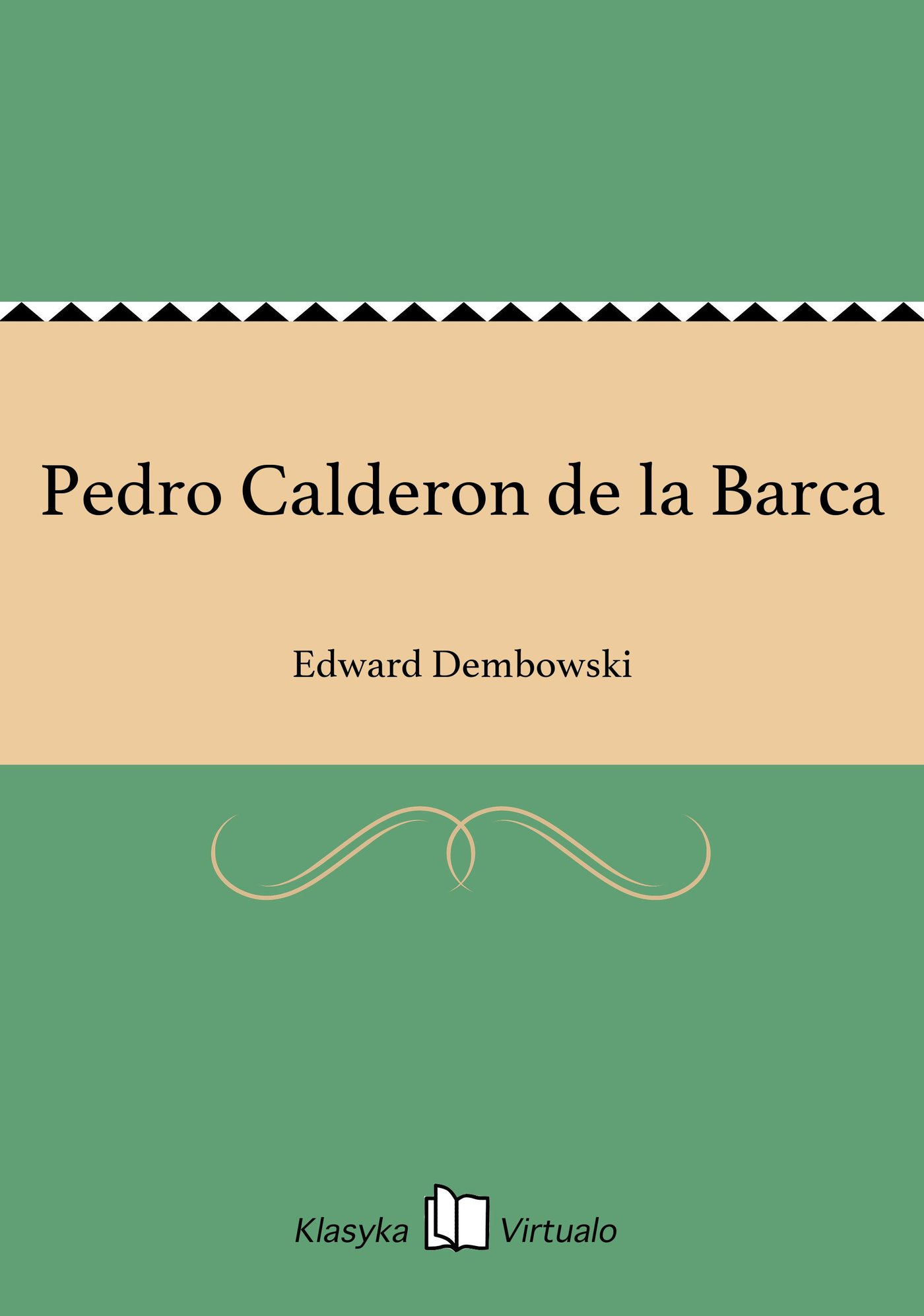 Pedro Calderon de la Barca - Ebook (Książka EPUB) do pobrania w formacie EPUB