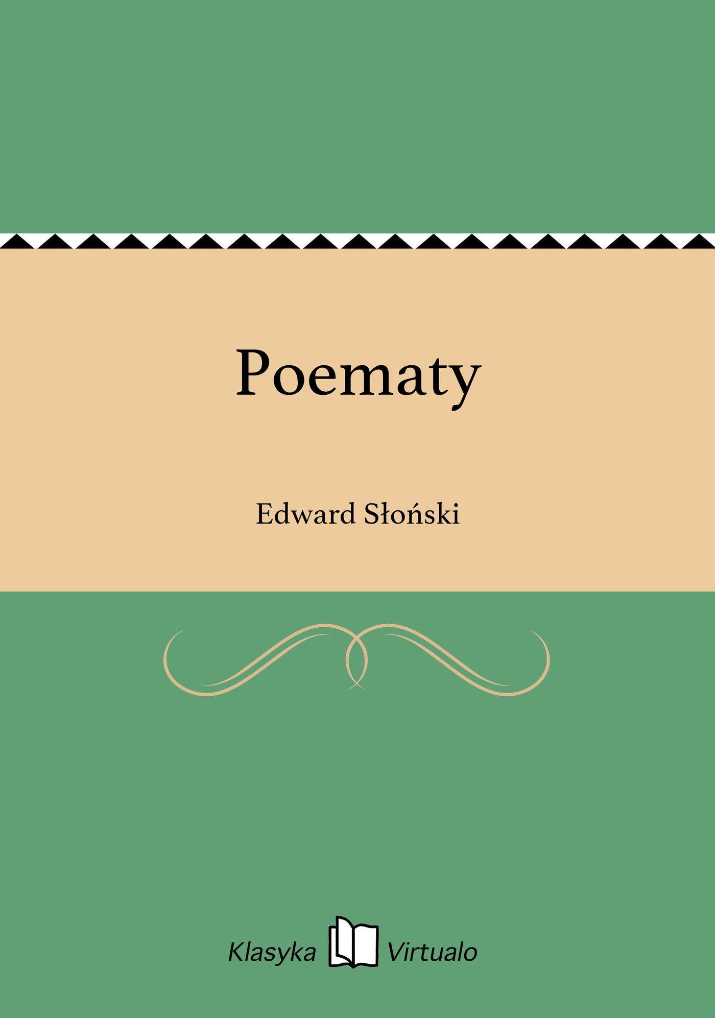 Poematy - Ebook (Książka EPUB) do pobrania w formacie EPUB