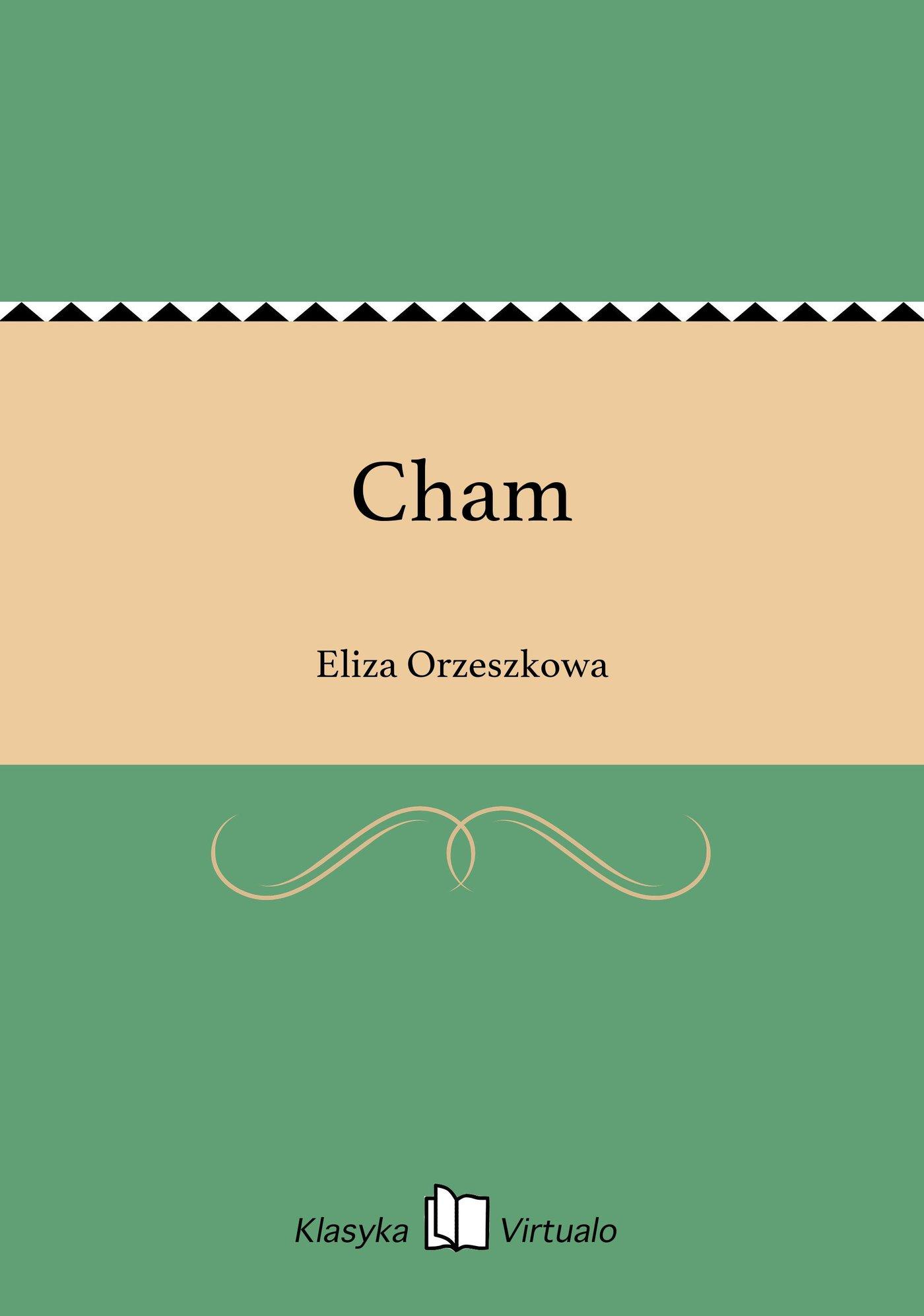 Cham - Ebook (Książka EPUB) do pobrania w formacie EPUB