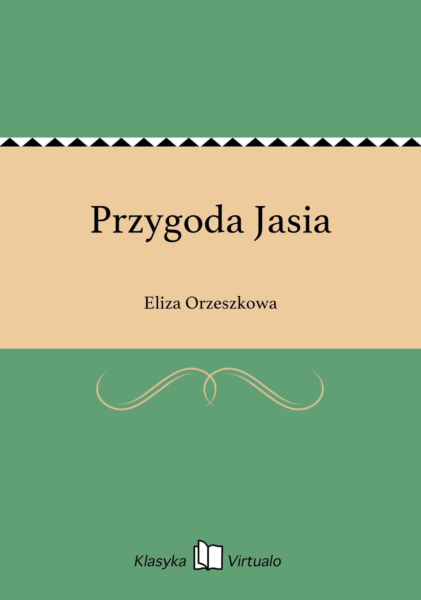Przygoda Jasia - Ebook (Książka EPUB) do pobrania w formacie EPUB