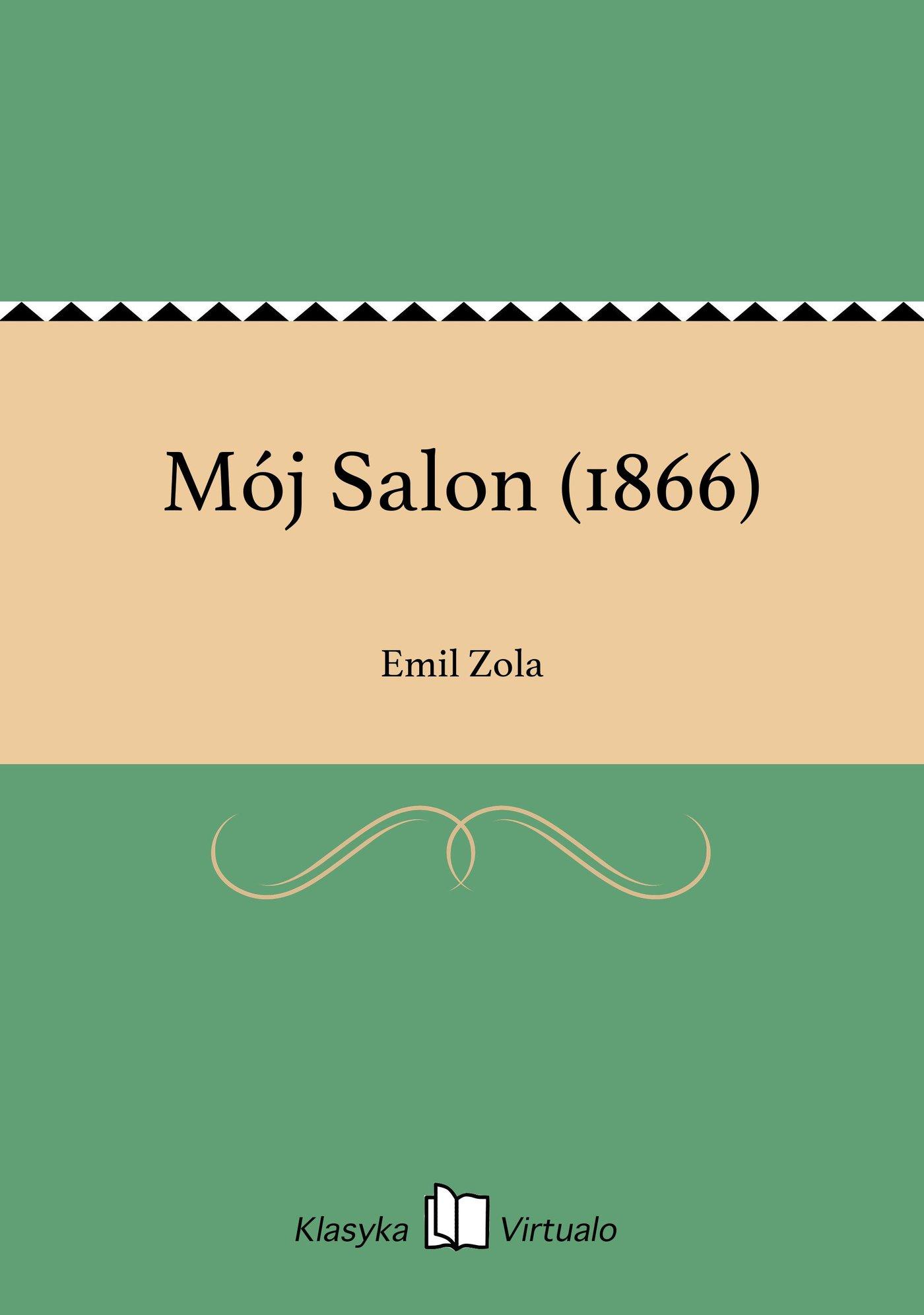 Mój Salon (1866) - Ebook (Książka EPUB) do pobrania w formacie EPUB
