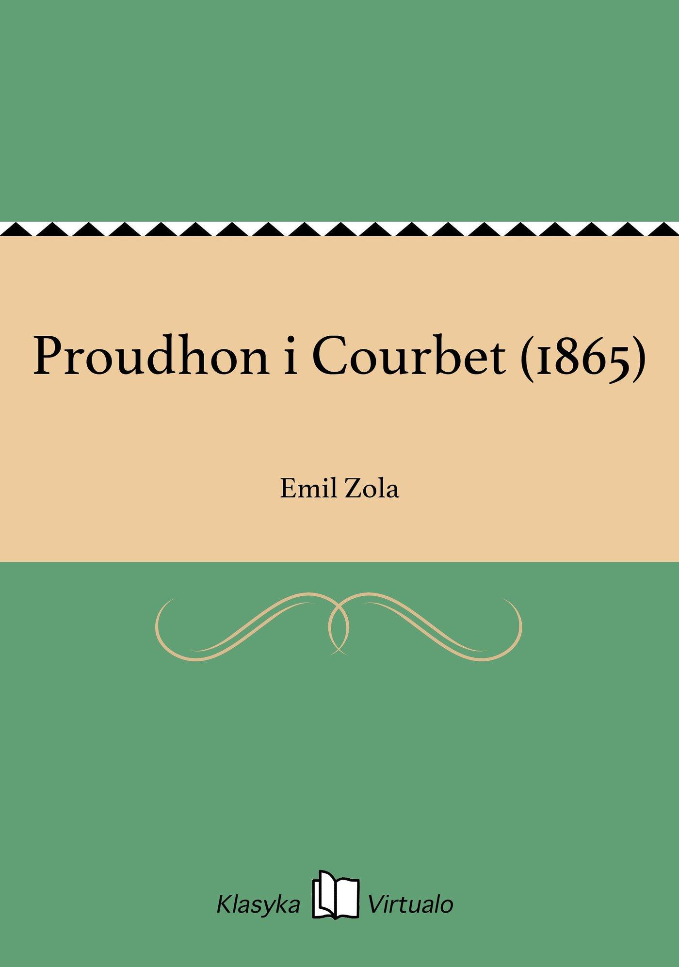Proudhon i Courbet (1865) - Ebook (Książka EPUB) do pobrania w formacie EPUB