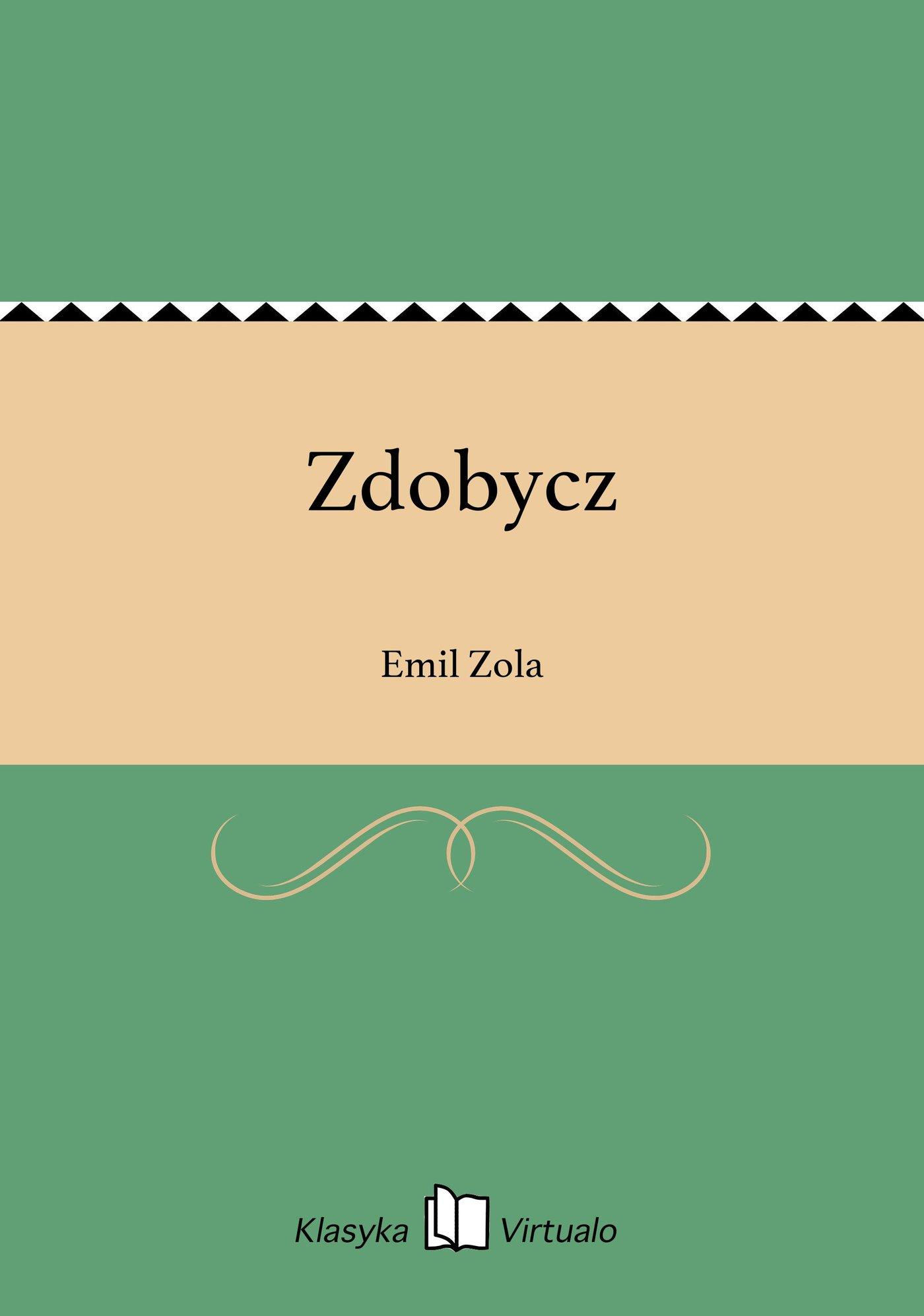 Zdobycz - Ebook (Książka EPUB) do pobrania w formacie EPUB