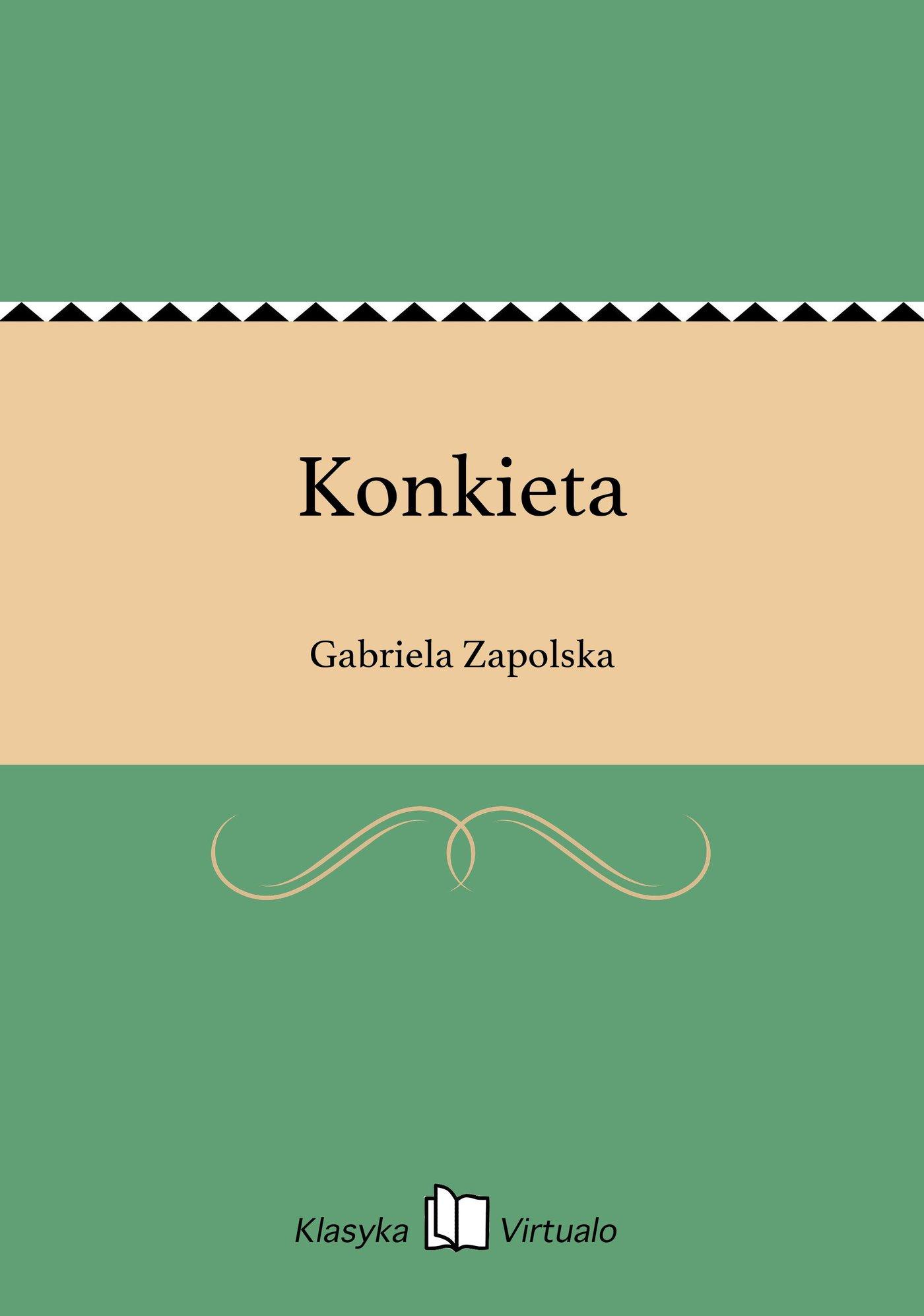 Konkieta - Ebook (Książka EPUB) do pobrania w formacie EPUB