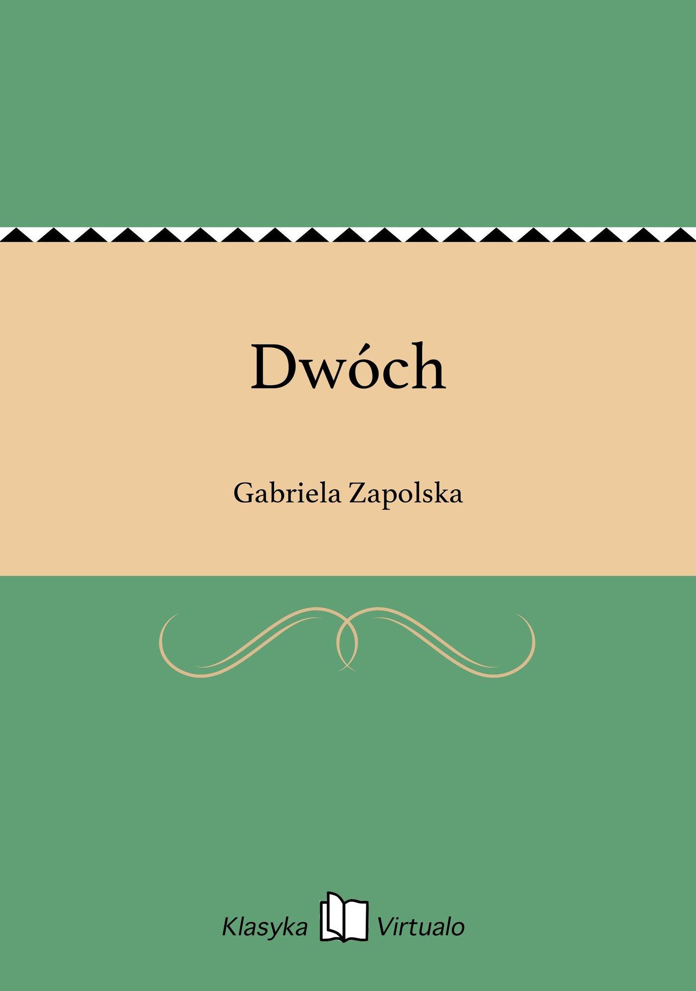 Dwóch - Ebook (Książka EPUB) do pobrania w formacie EPUB