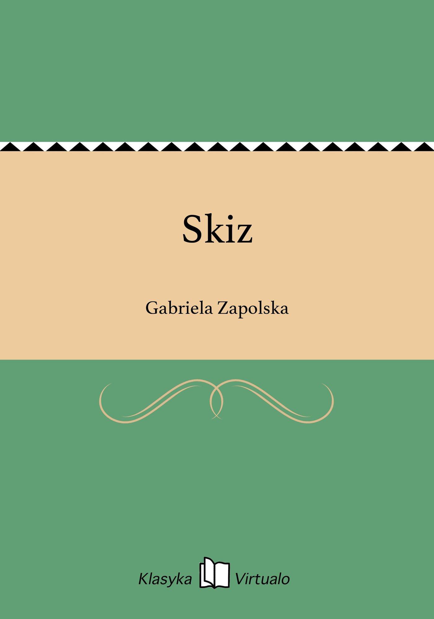 Skiz - Ebook (Książka EPUB) do pobrania w formacie EPUB