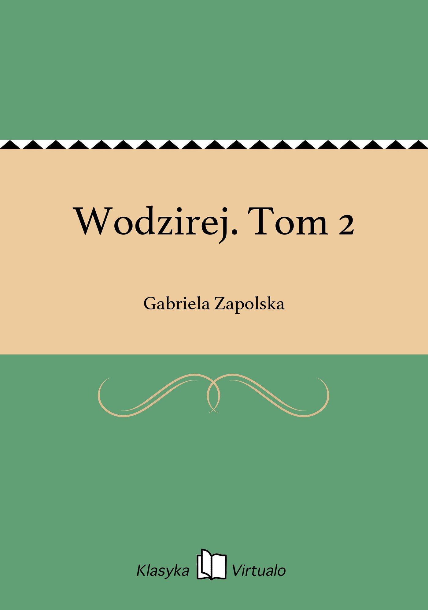 Wodzirej. Tom 2 - Ebook (Książka EPUB) do pobrania w formacie EPUB