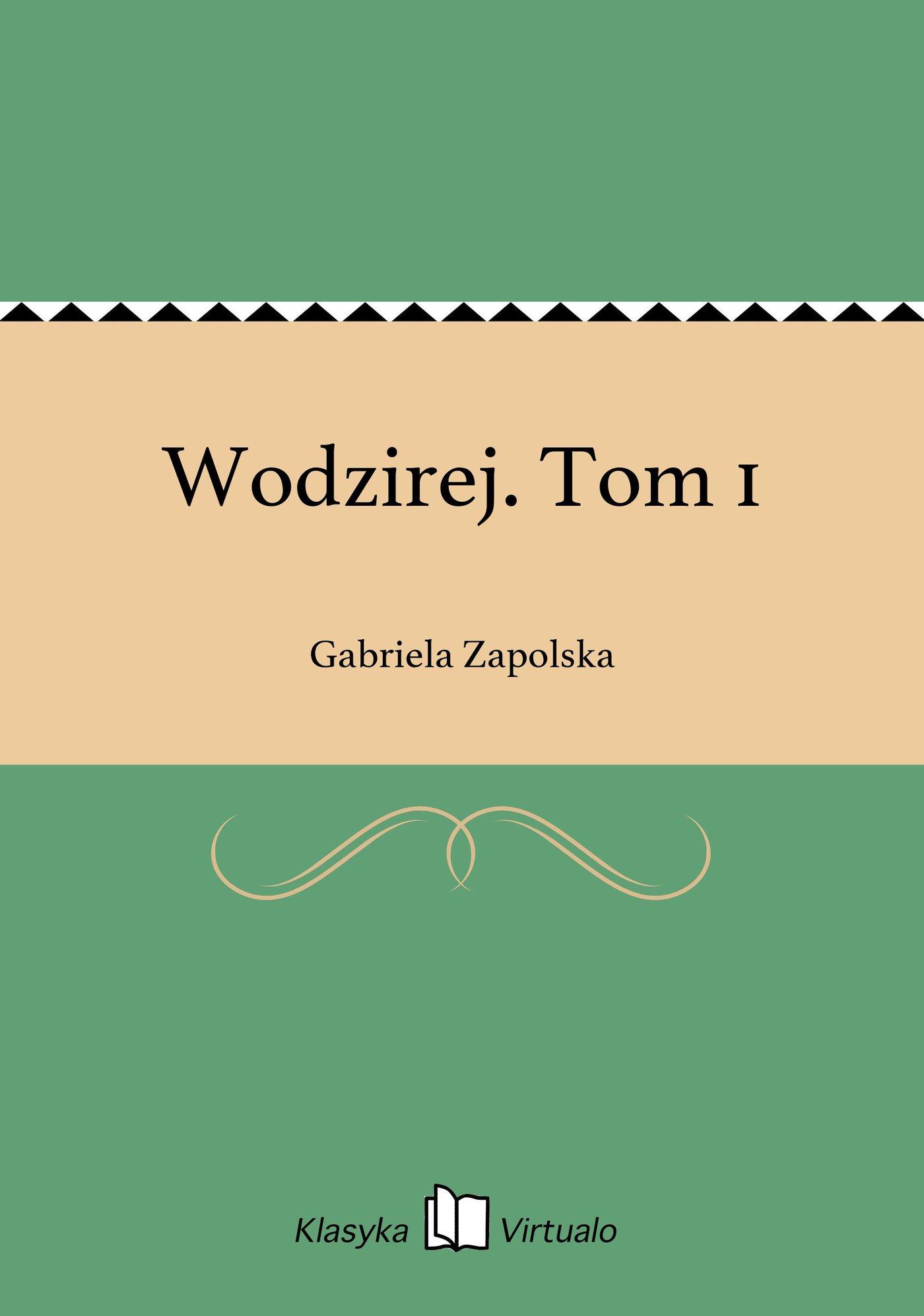Wodzirej. Tom 1 - Ebook (Książka EPUB) do pobrania w formacie EPUB
