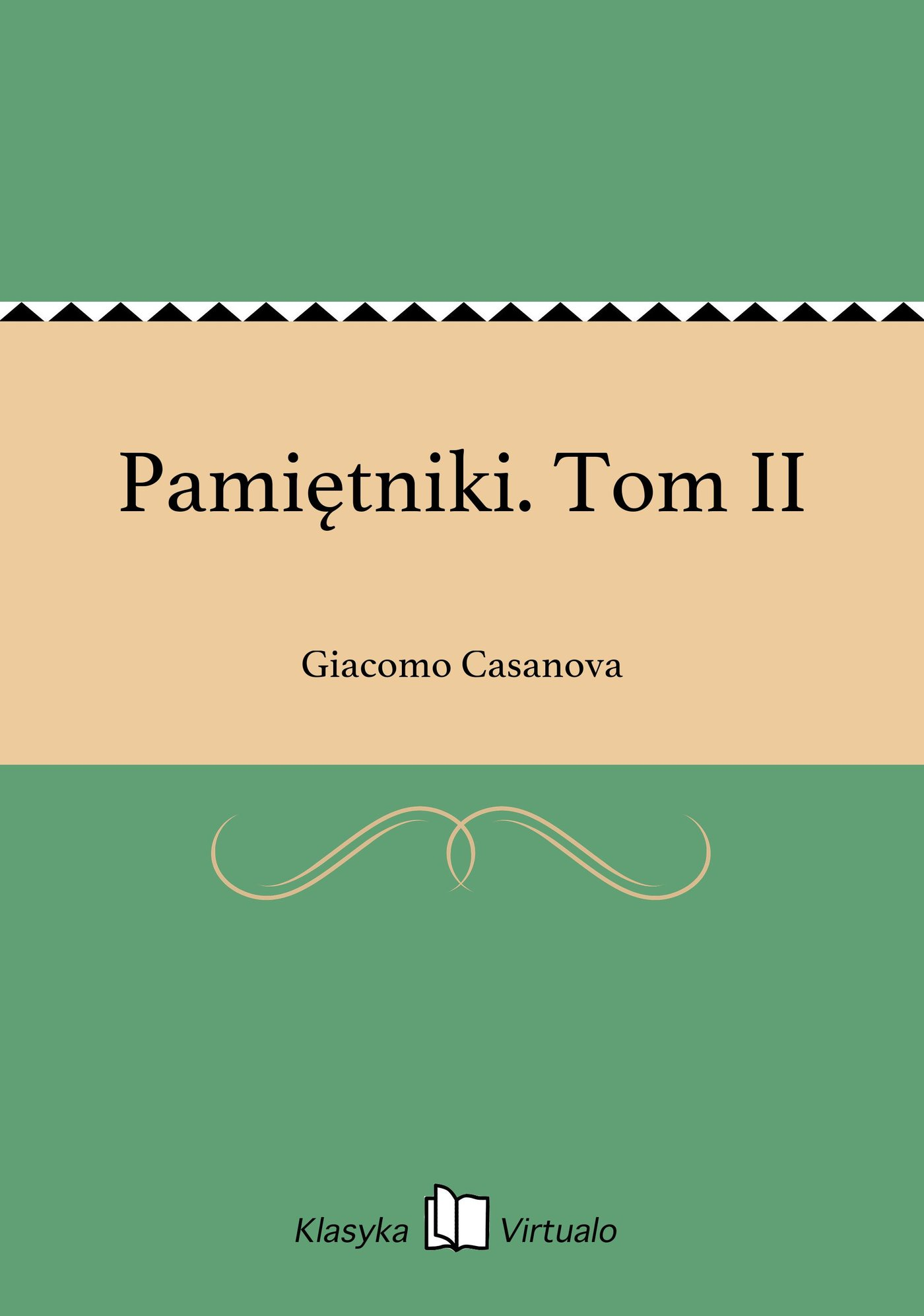 Pamiętniki. Tom II - Ebook (Książka EPUB) do pobrania w formacie EPUB