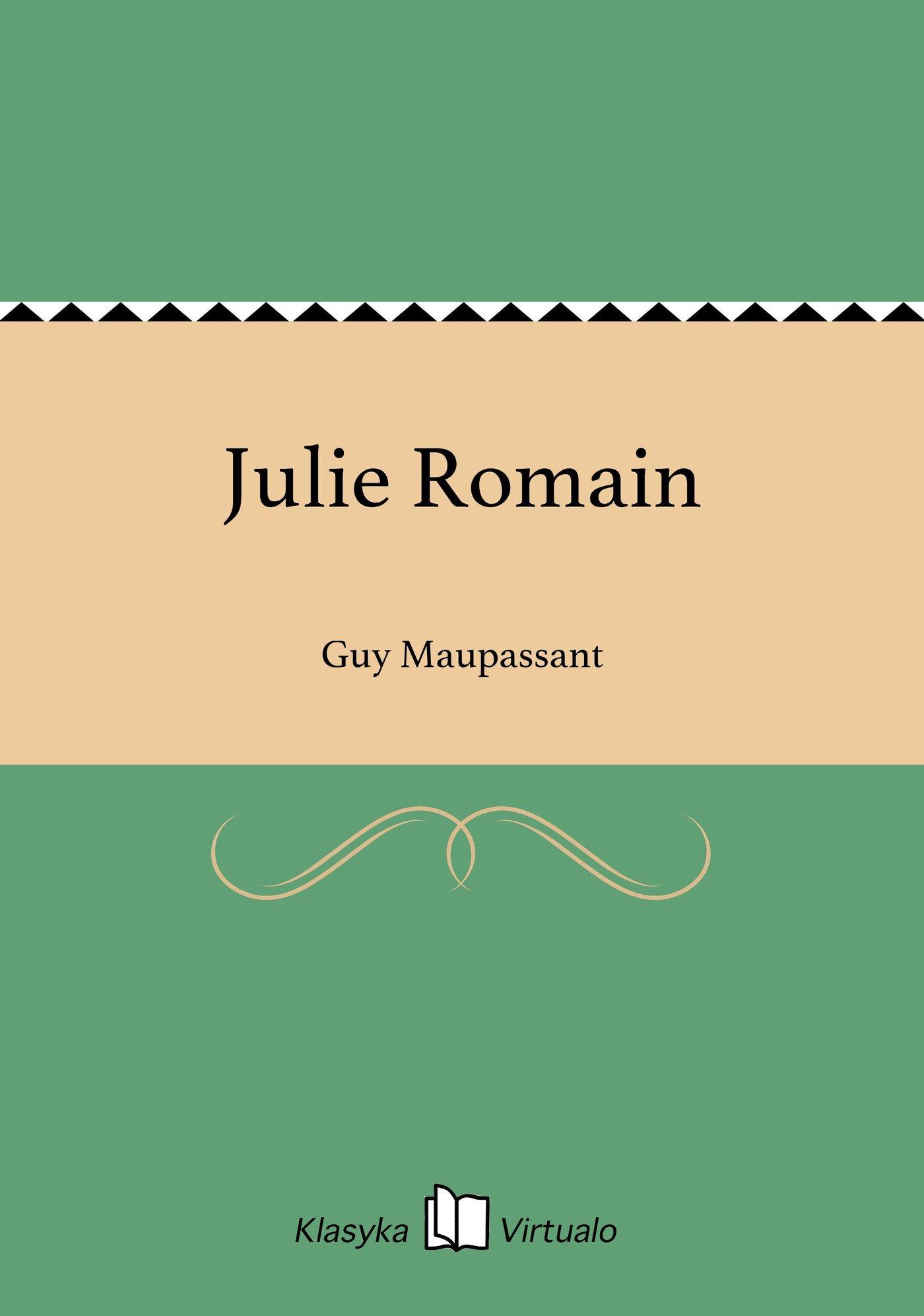 Julie Romain - Ebook (Książka EPUB) do pobrania w formacie EPUB