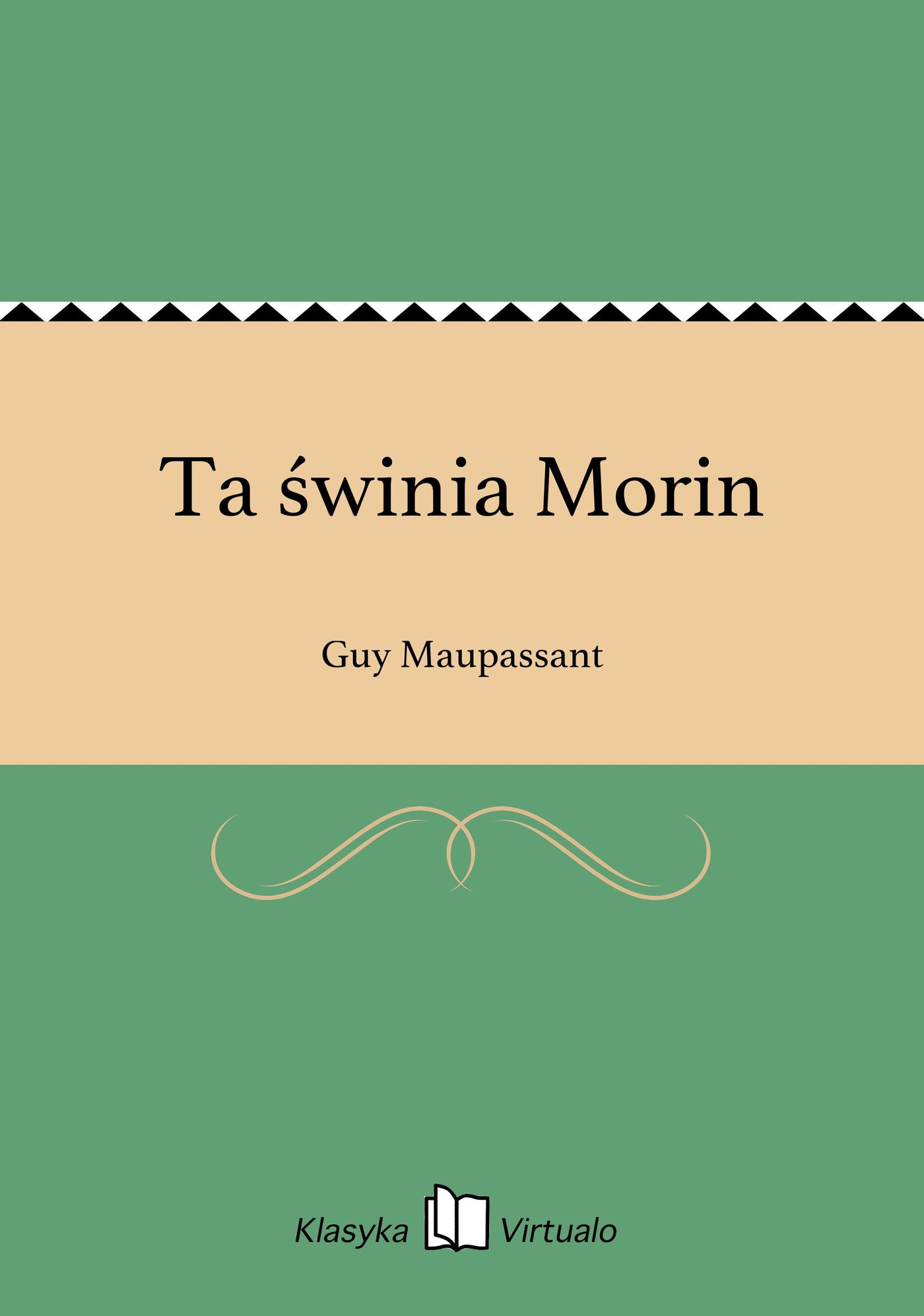 Ta świnia Morin - Ebook (Książka EPUB) do pobrania w formacie EPUB