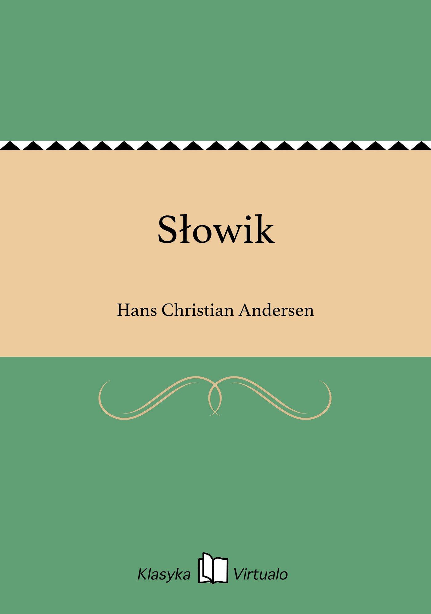 Słowik - Ebook (Książka EPUB) do pobrania w formacie EPUB