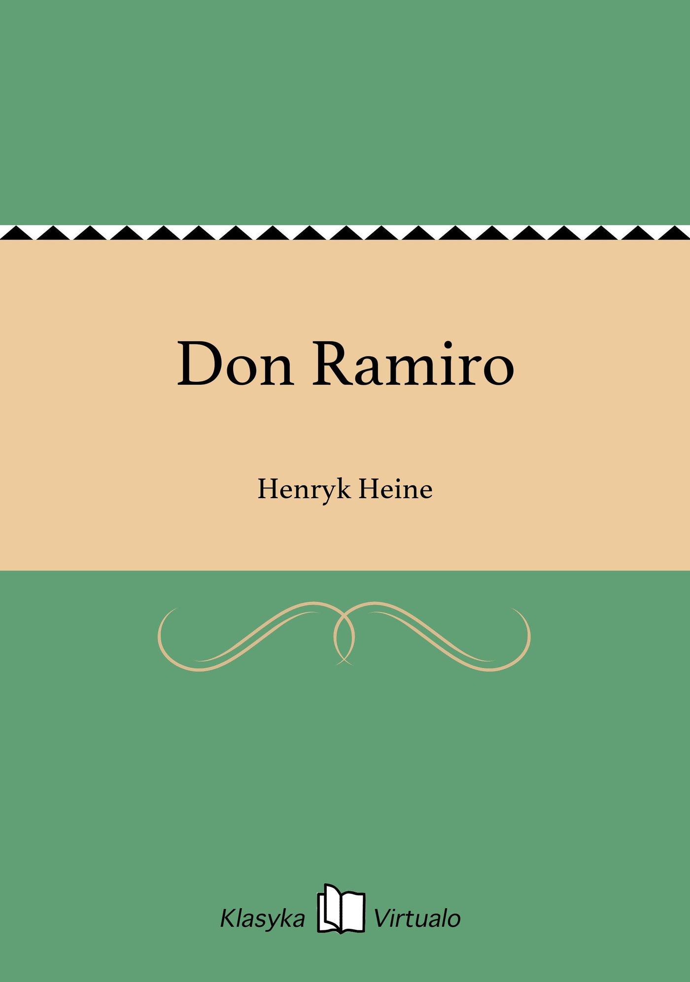Don Ramiro - Ebook (Książka EPUB) do pobrania w formacie EPUB