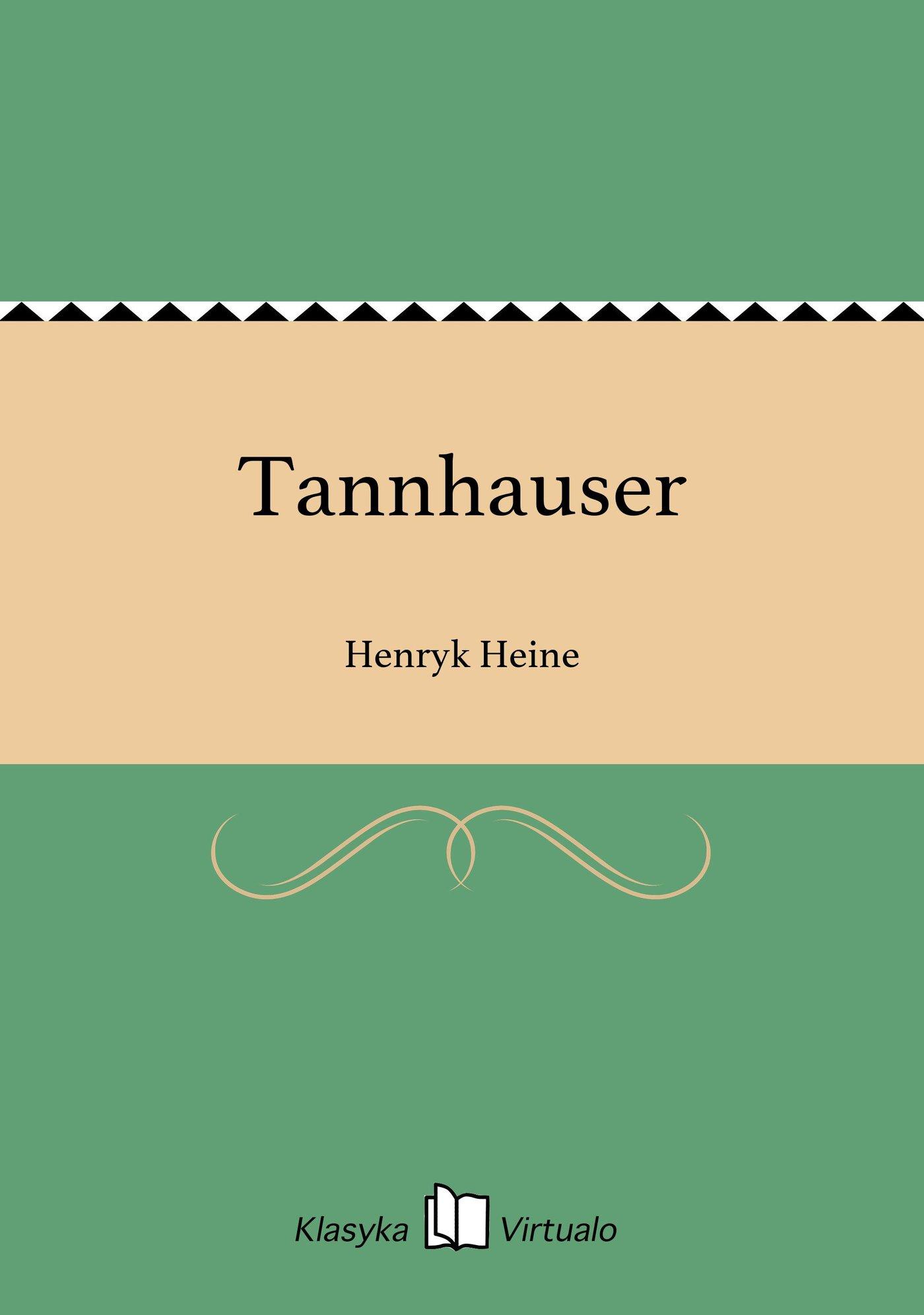 Tannhauser - Ebook (Książka EPUB) do pobrania w formacie EPUB